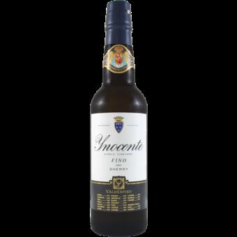 Bottle shot for  Valdespino Fino Inocente Jerez
