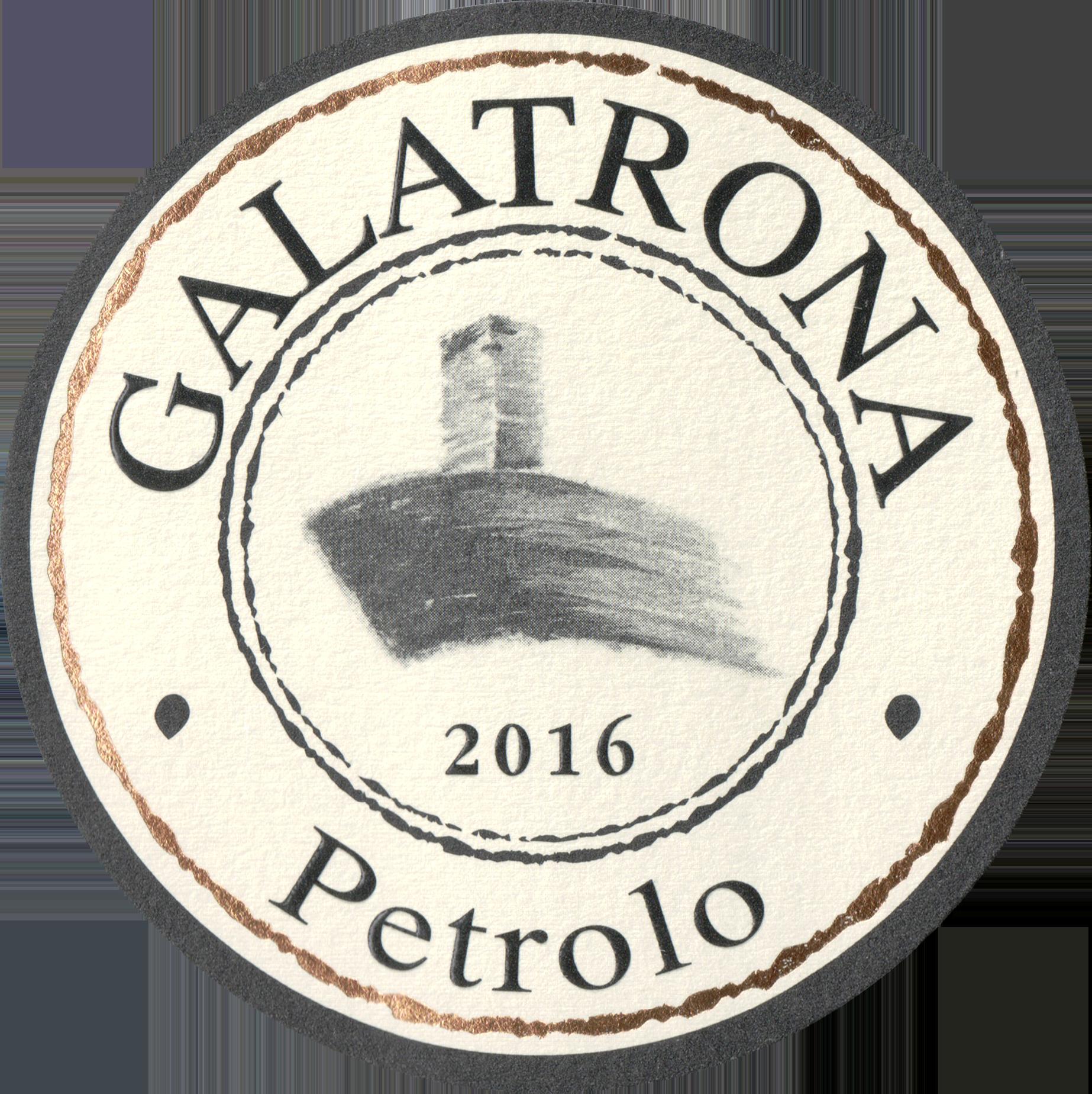 Petrolo Galatrona 2016