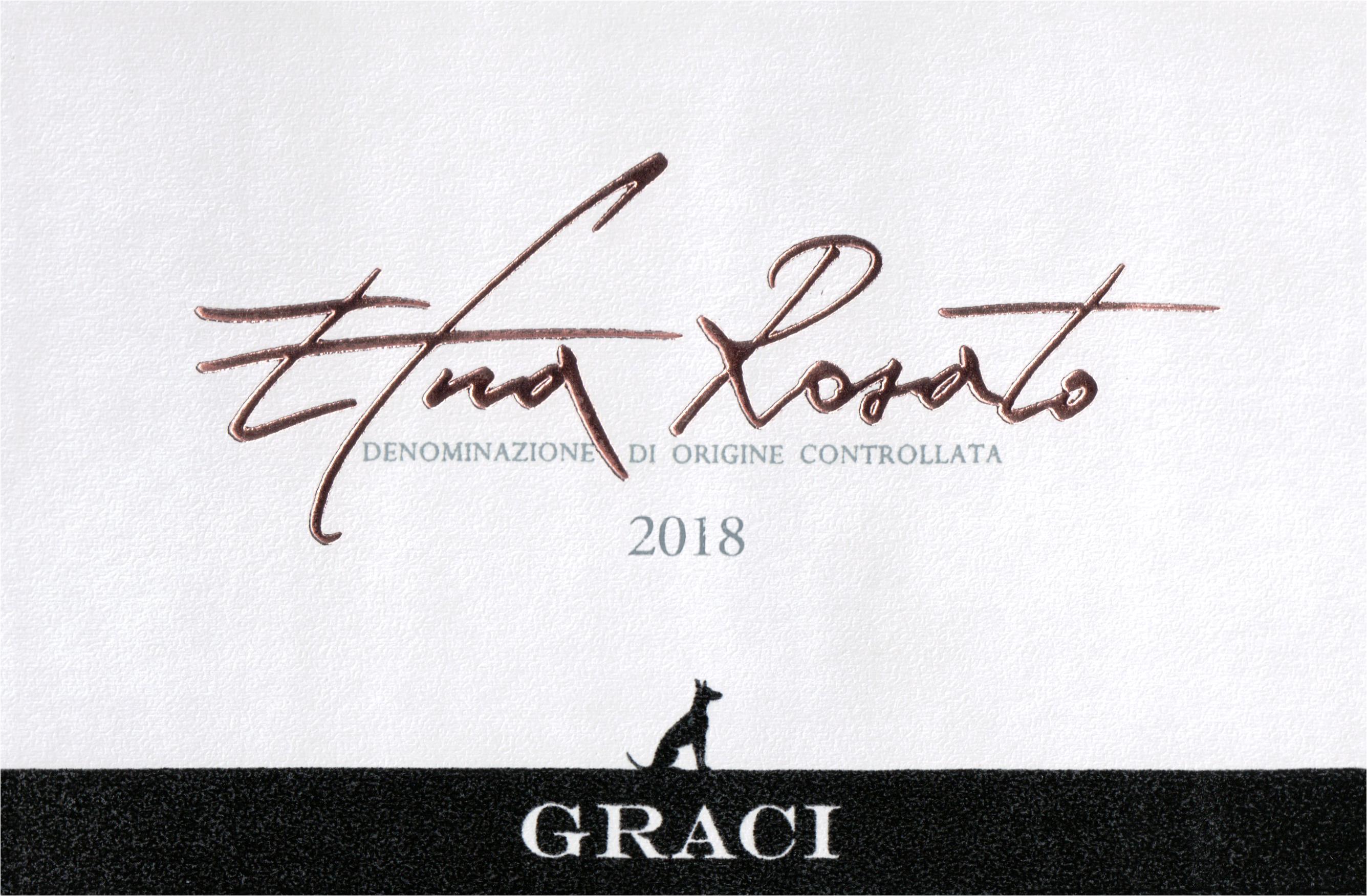 Graci Etna Rosato 2018