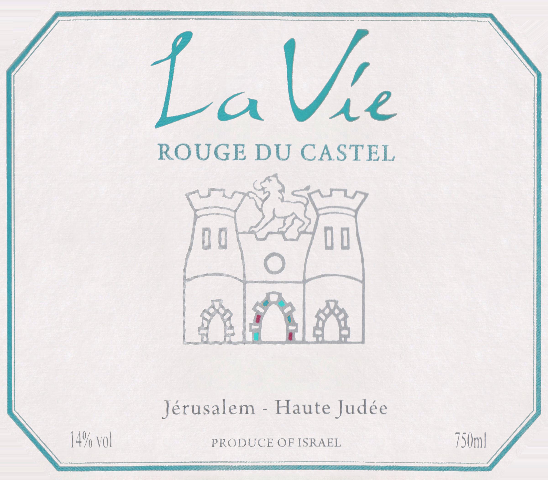 Domaine Du Castel La Vie Rouge 2017