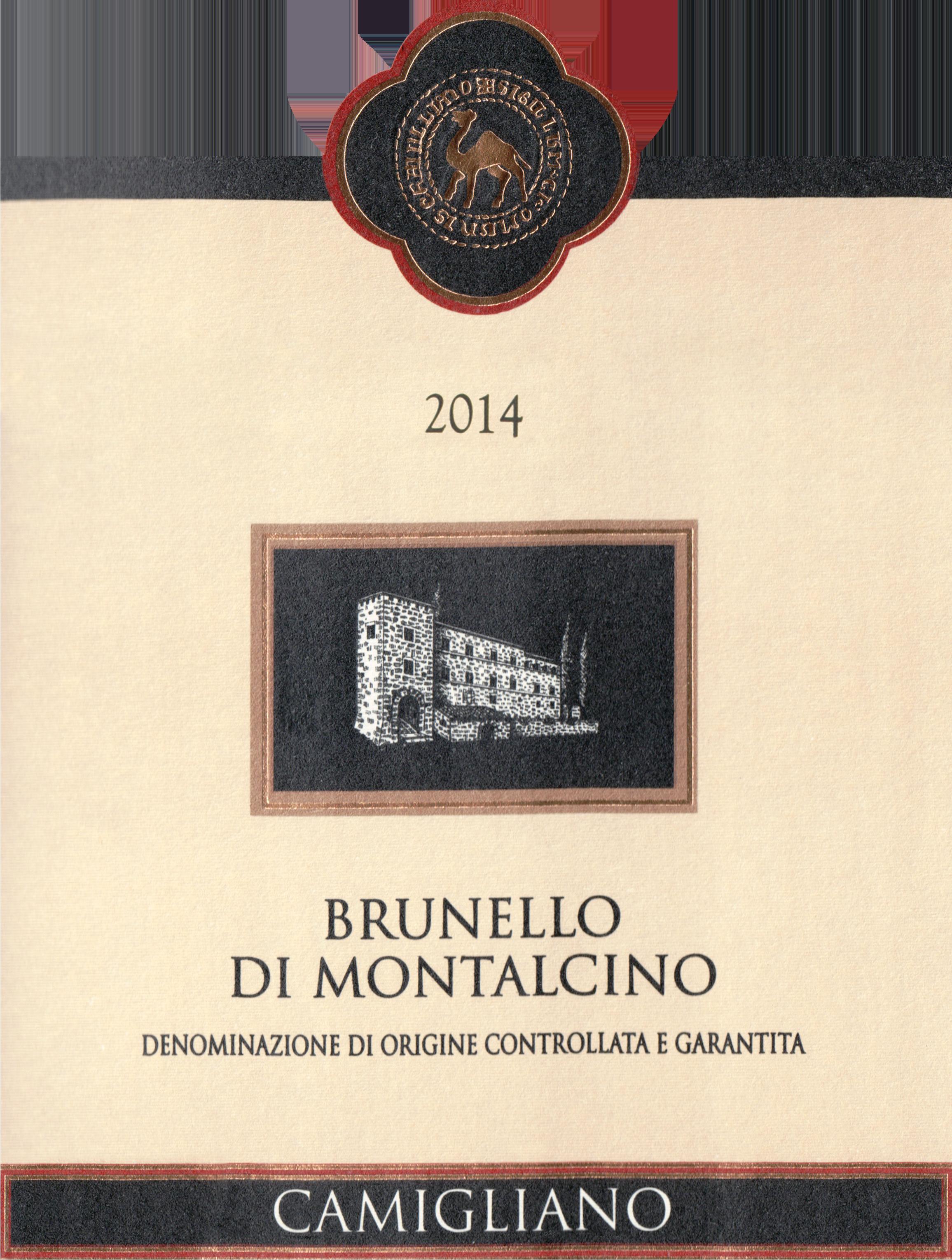 Camigliano Brunello Montalcino 2014