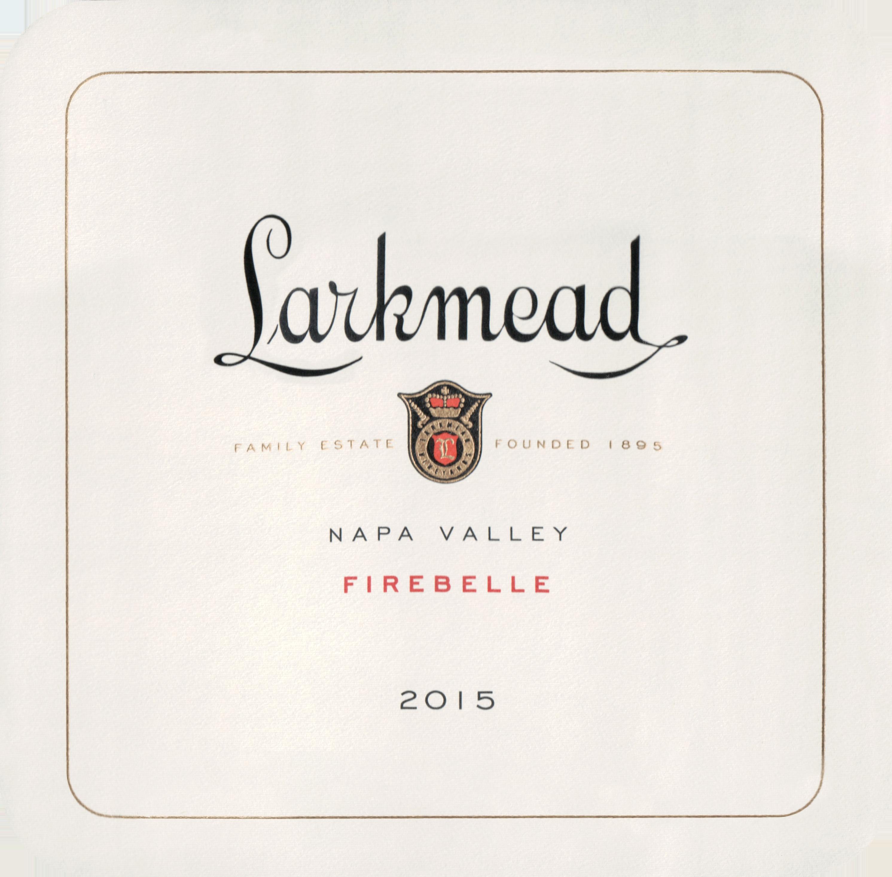 Larkmead Firebelle 2015