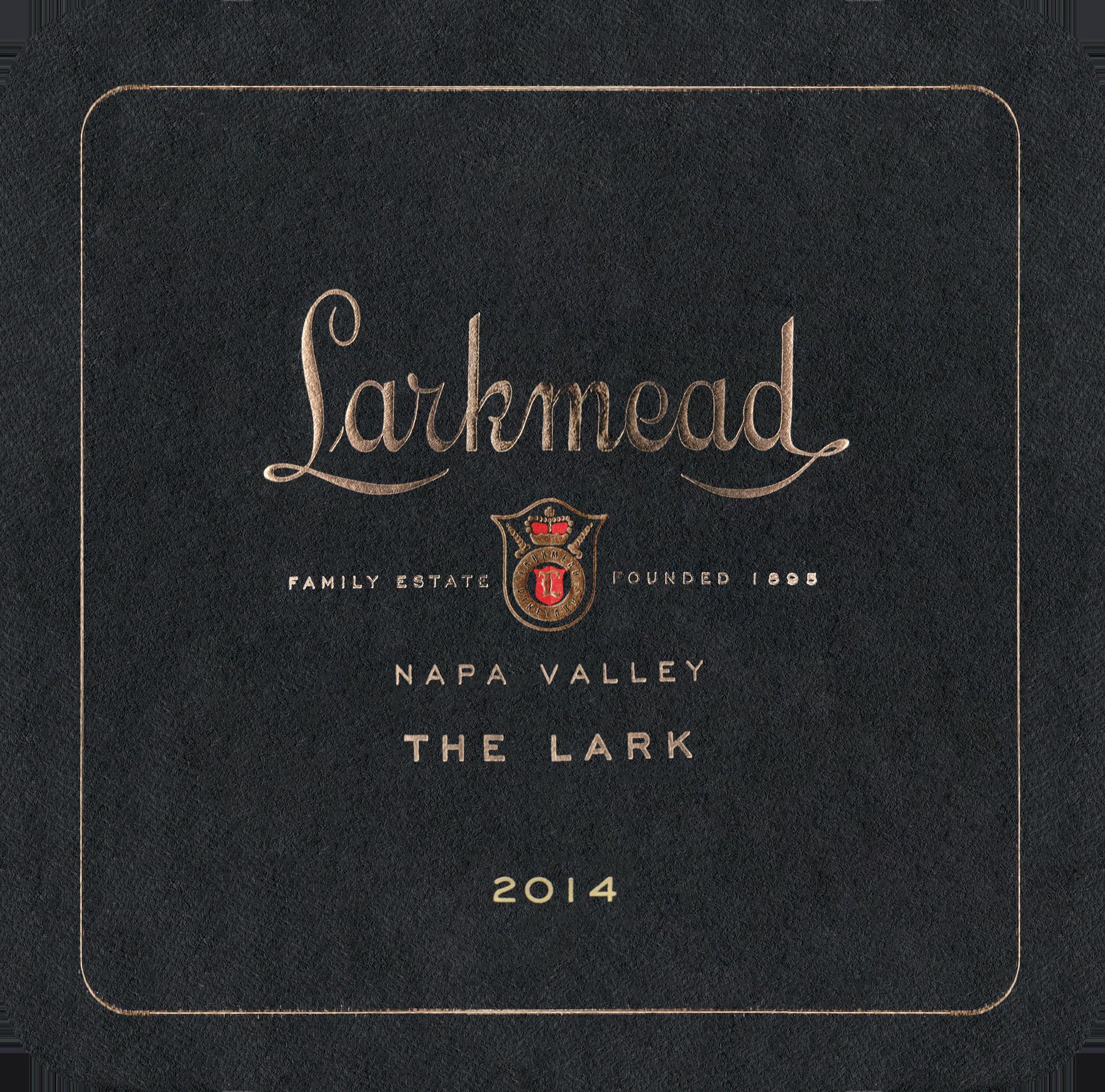 Larkmead Cabernet Sauvignon The Lark 2014