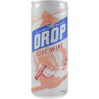 Bottle shot for  The Drop Rose In A Can