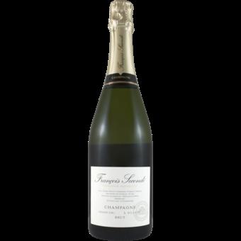 Bottle shot for  Francois Seconde Grand Cru Champagne