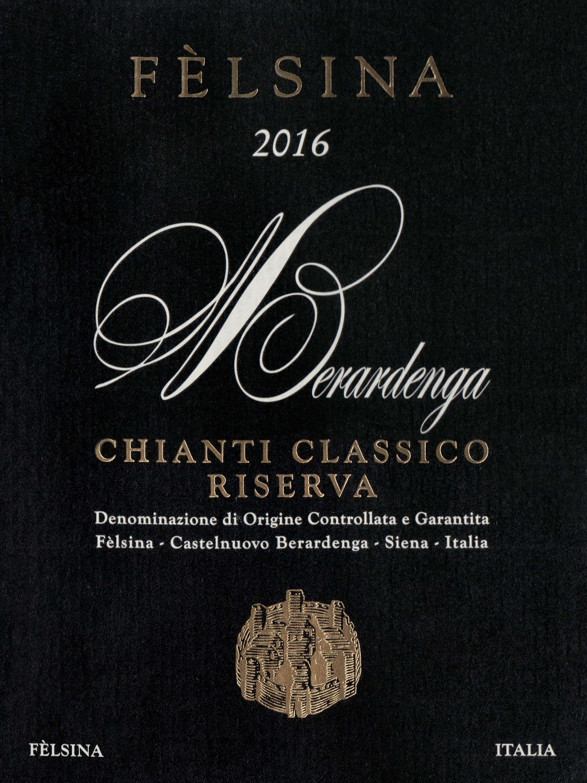 Felsina Chianti Classico Riserva 2016