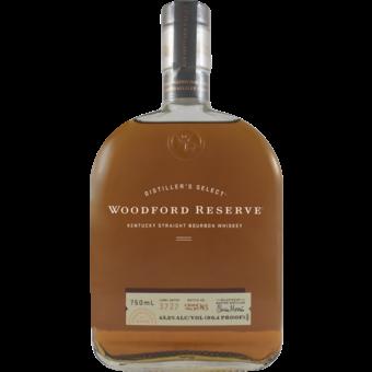 Bottle shot for  Woodford Reserve Bourbon