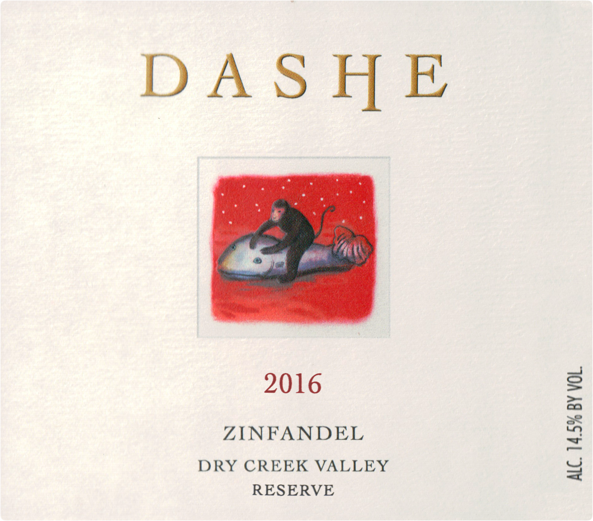 Dashe Dry Creek Zinfandel 2016