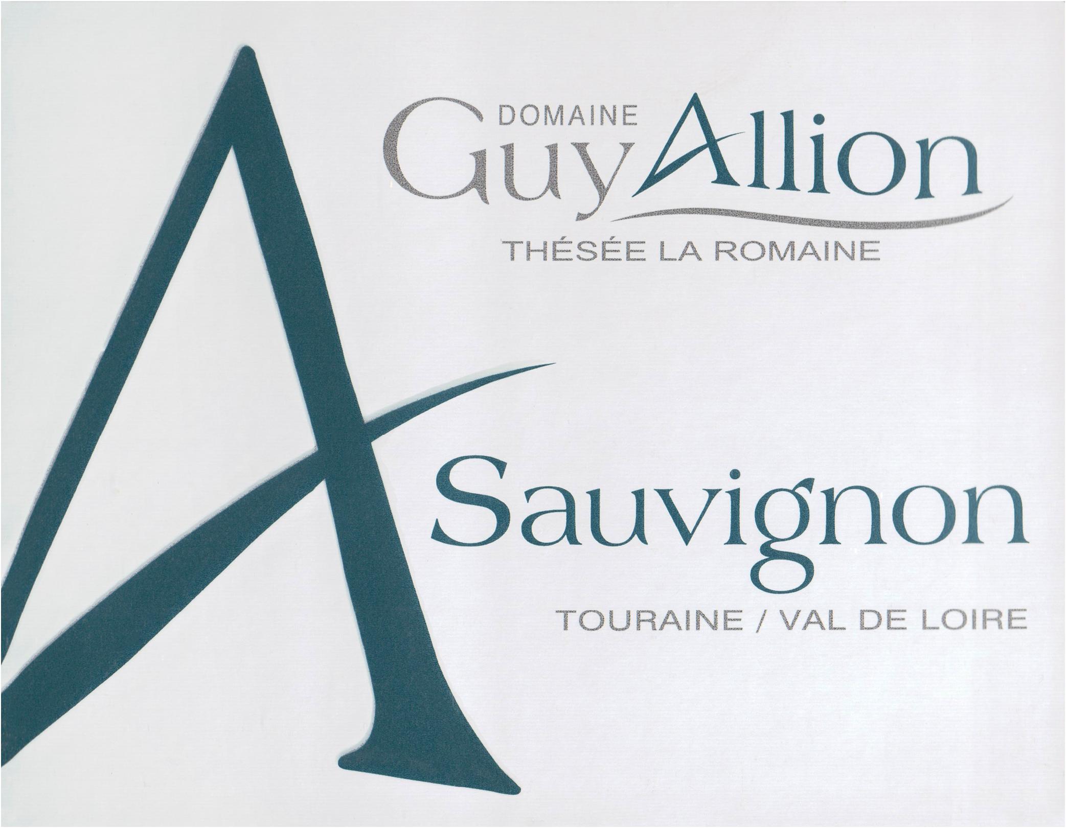 Guy Allion A Sauvignon Blanc 2018