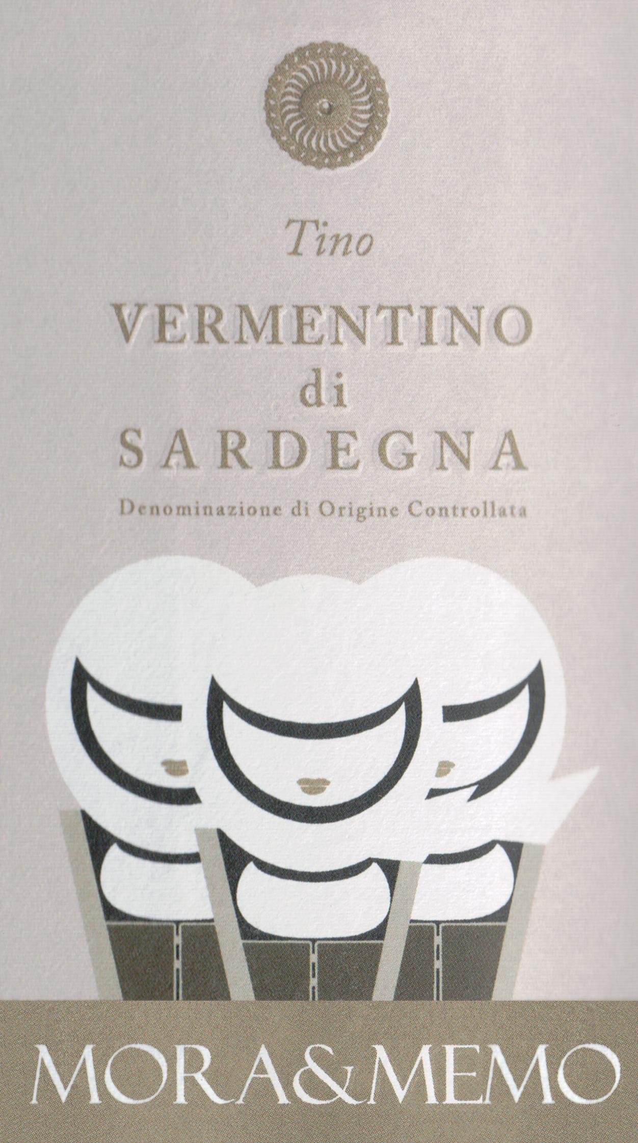 Mora & Memo Tino Vermentino Di Sardegna 2018