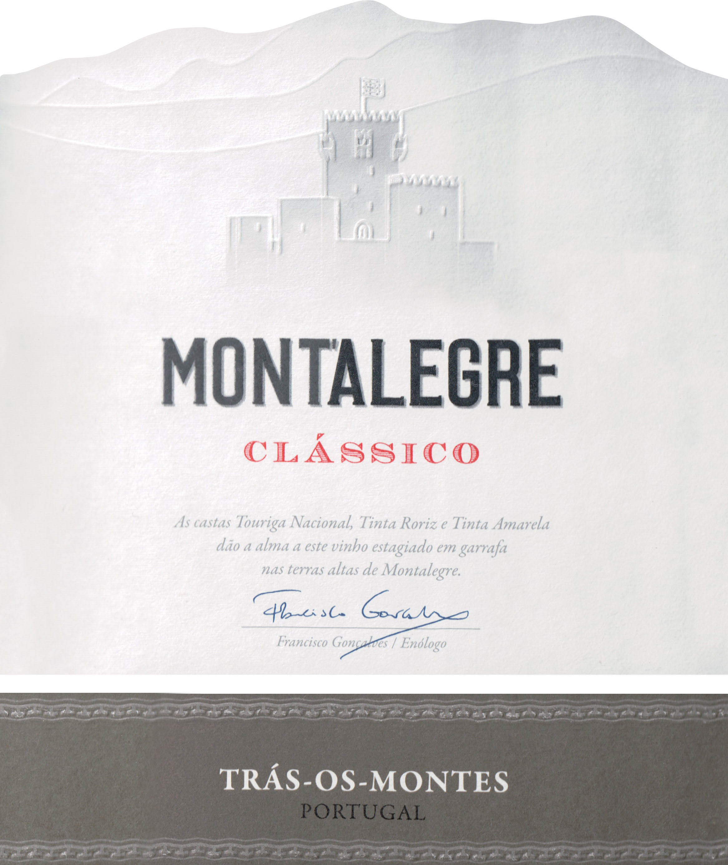 Montalegre Classico Tinto 2016