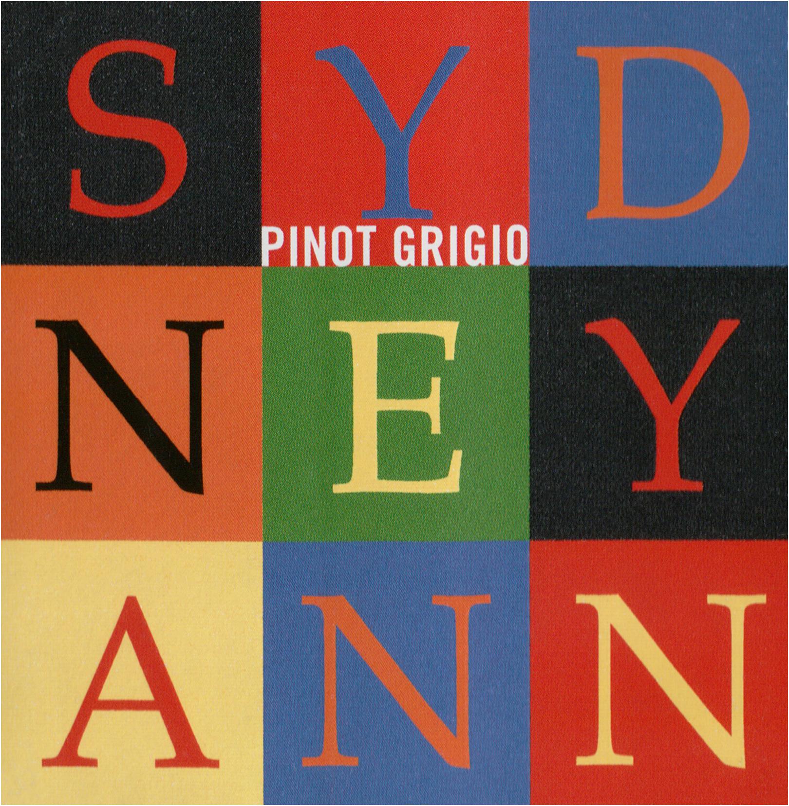 Sydney Ann Pinot Grigio 2018