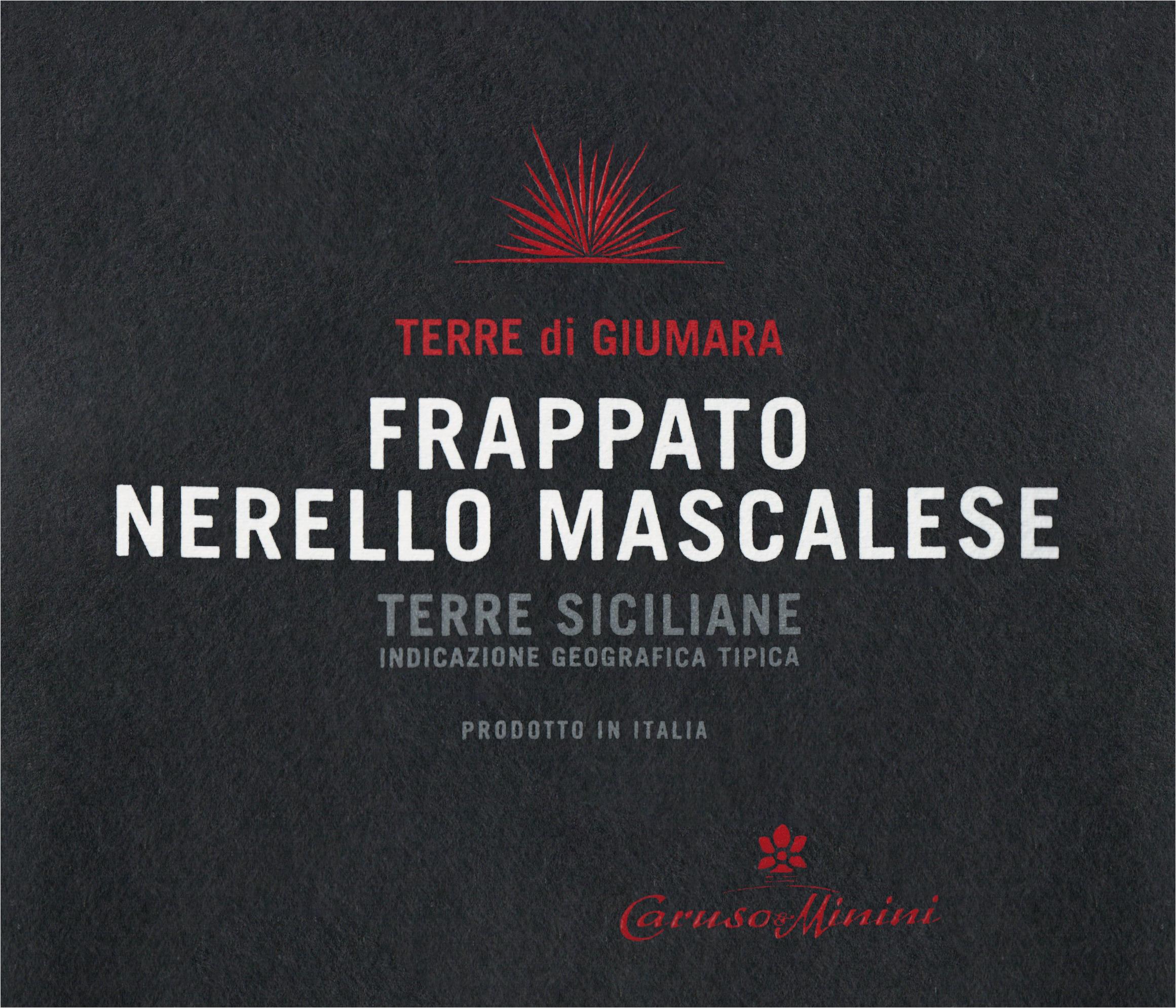 Caruso & Minini Frappato/Nerello Mascalese 2018