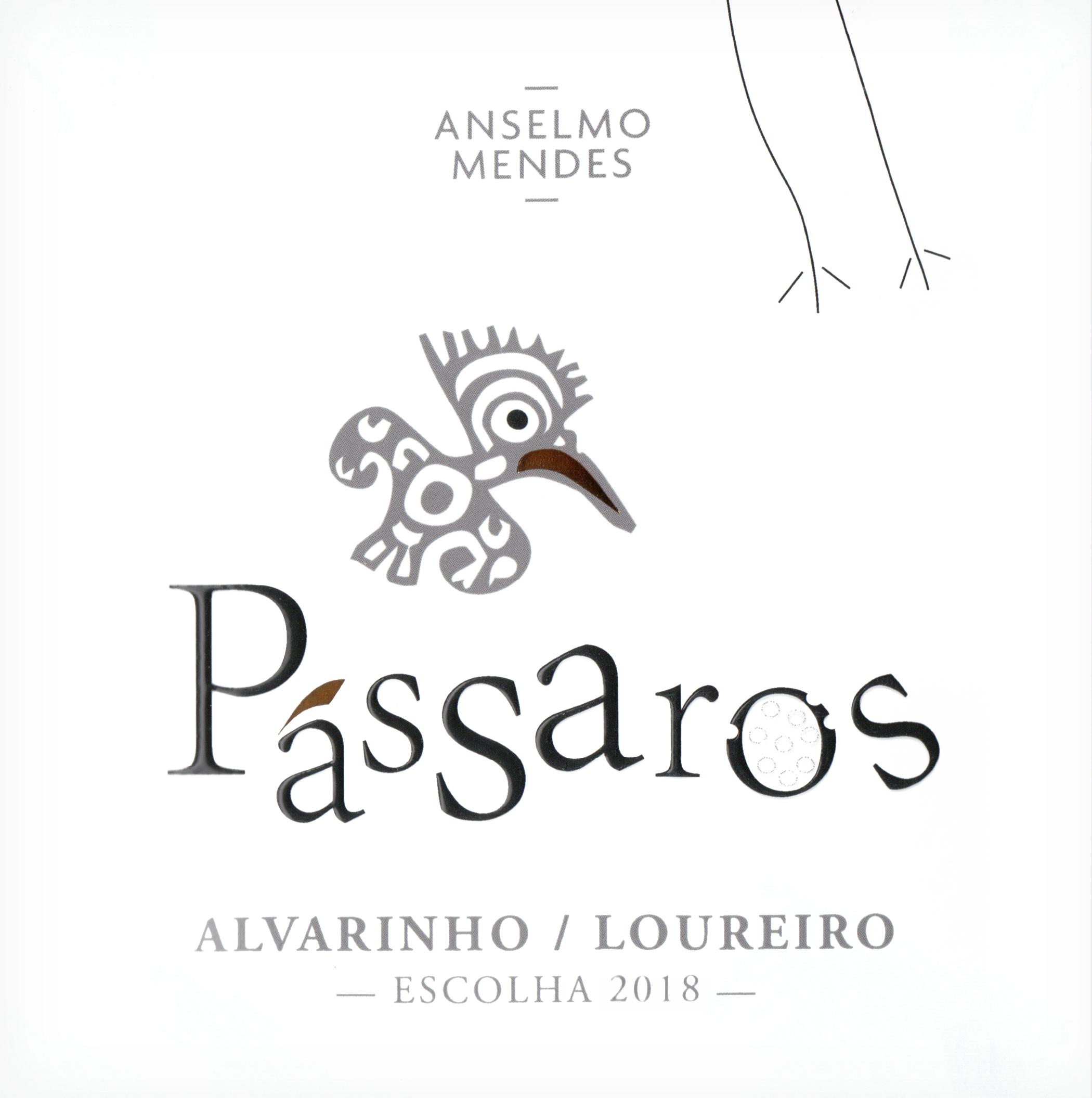 Passaros Escolha 2018