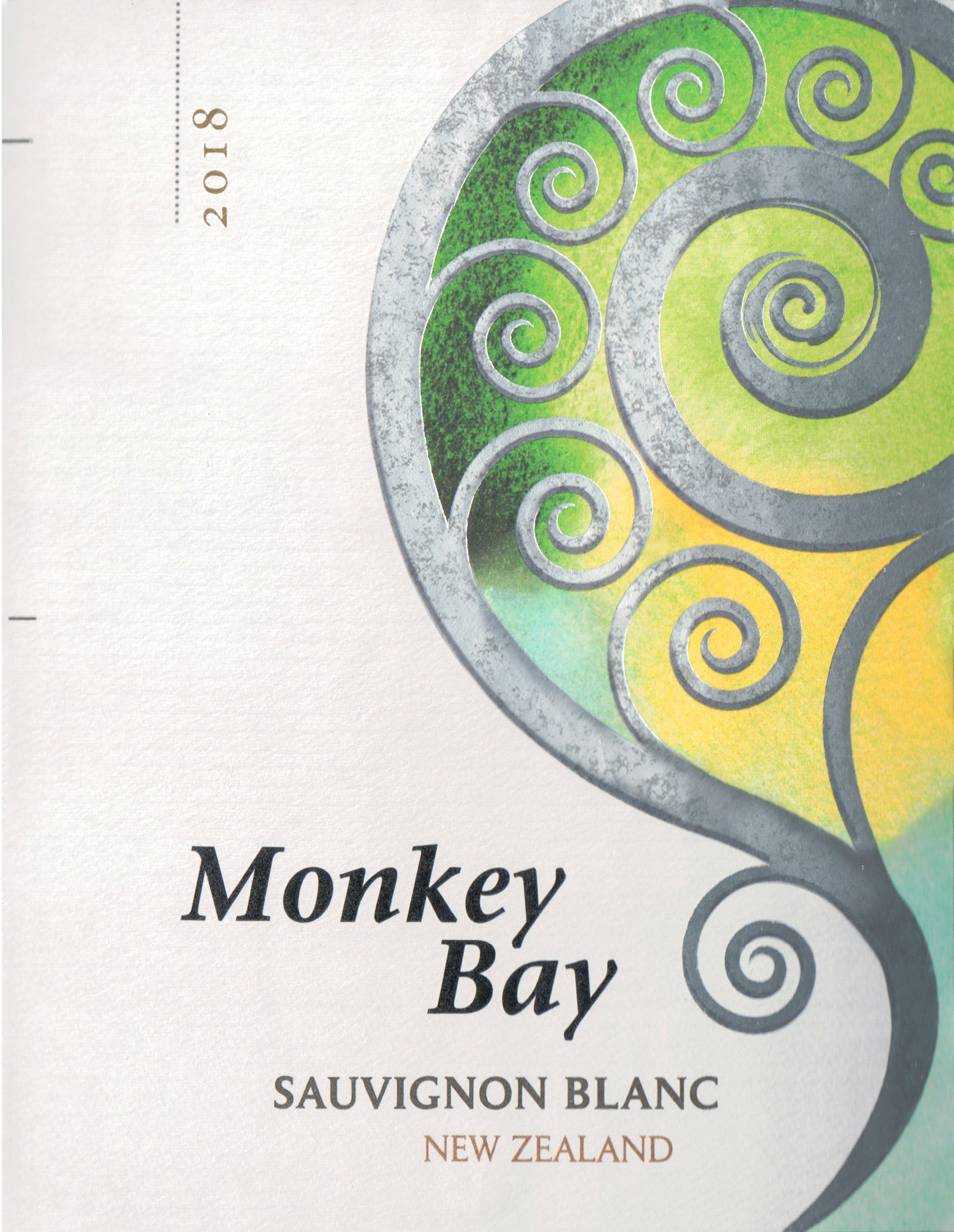 Monkey Bay Sauvignon Blanc Marlborough 2018