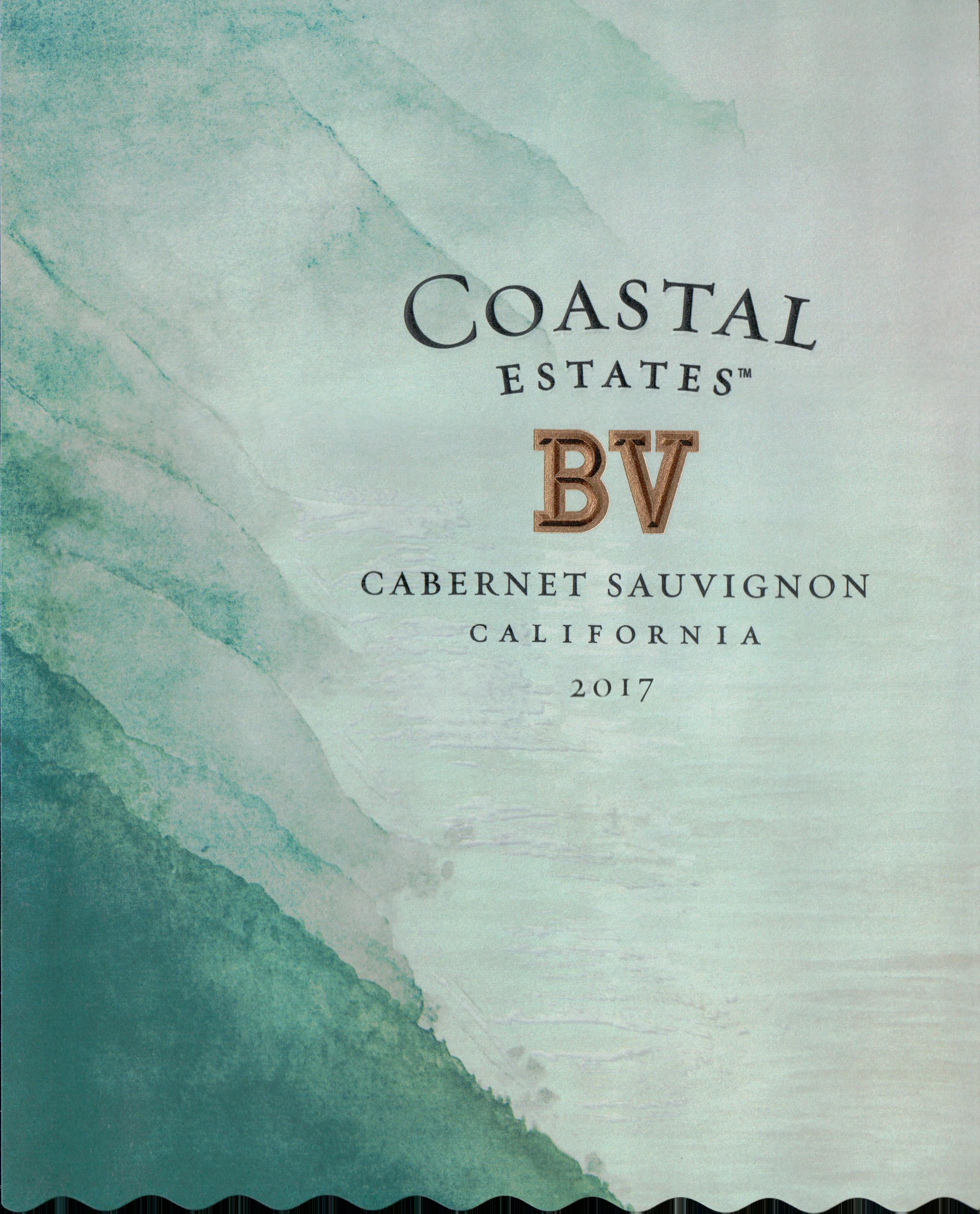 Bv Coastal Cabernet Sauvignon 2017