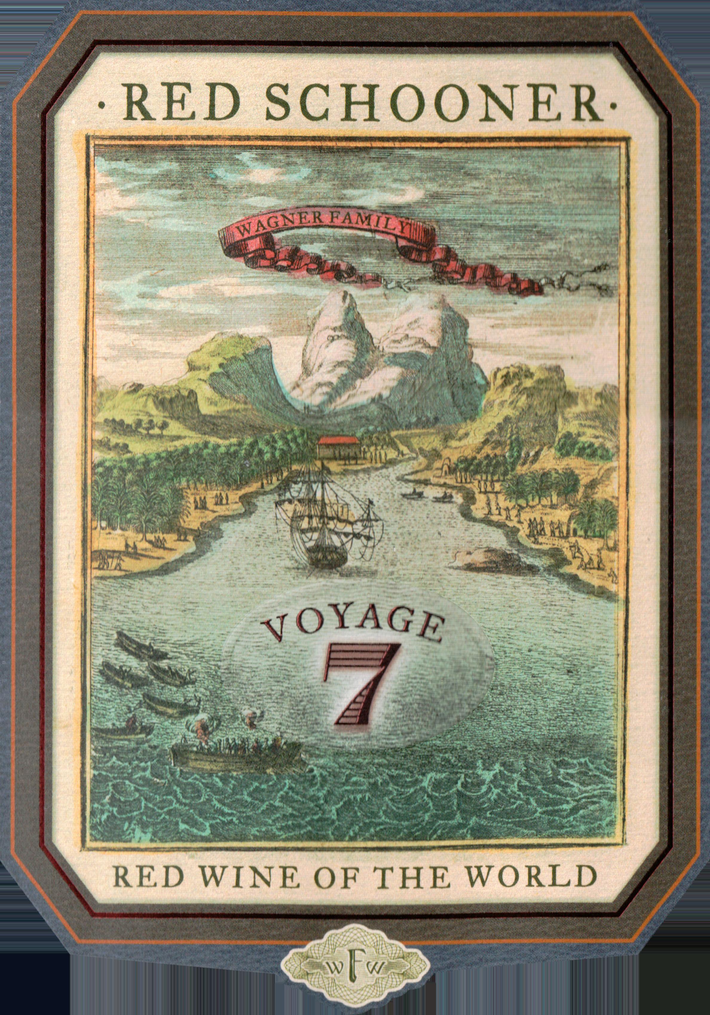 Caymus Red Schooner Voyage 7