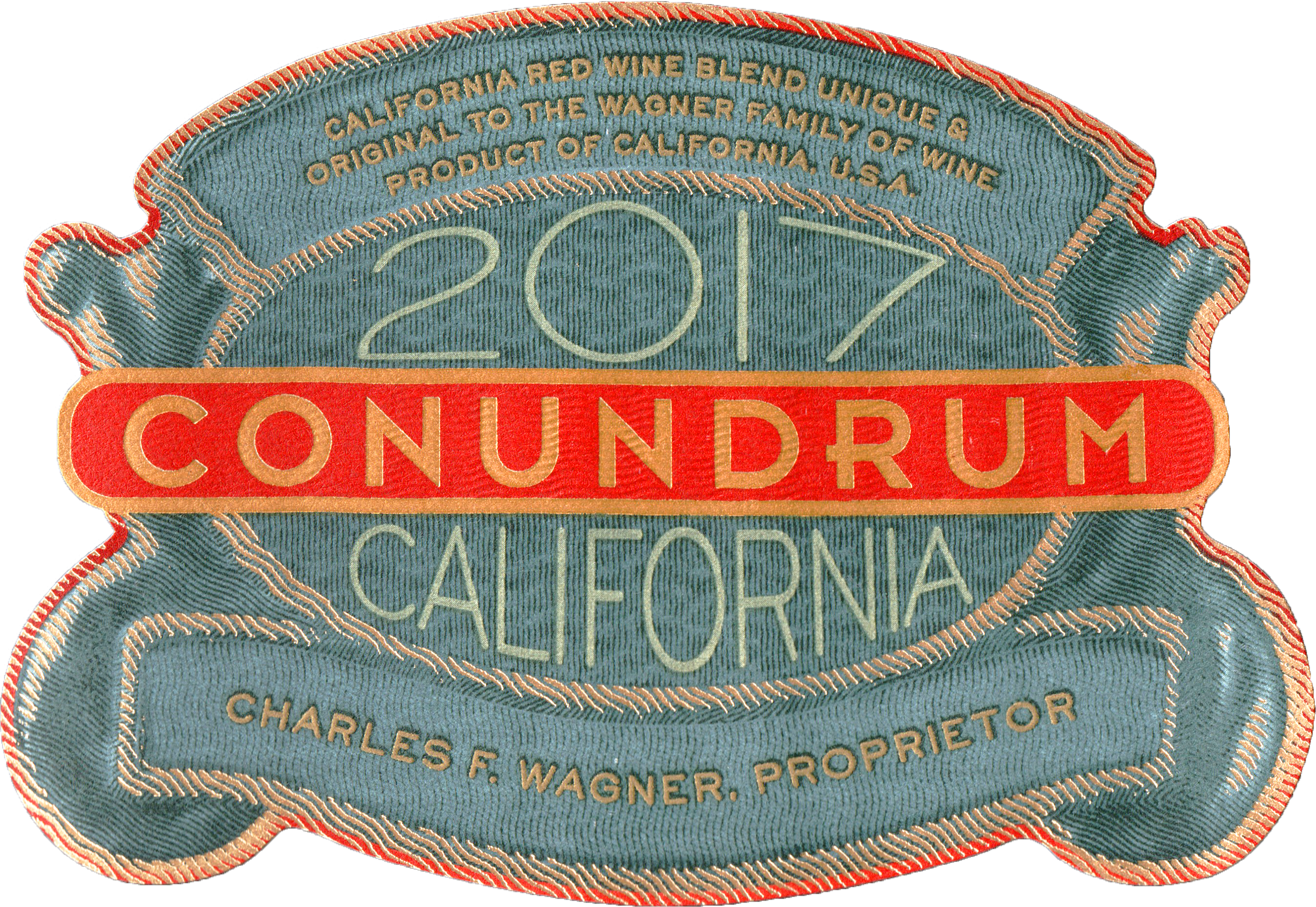 Conundrum Red Blend 2017