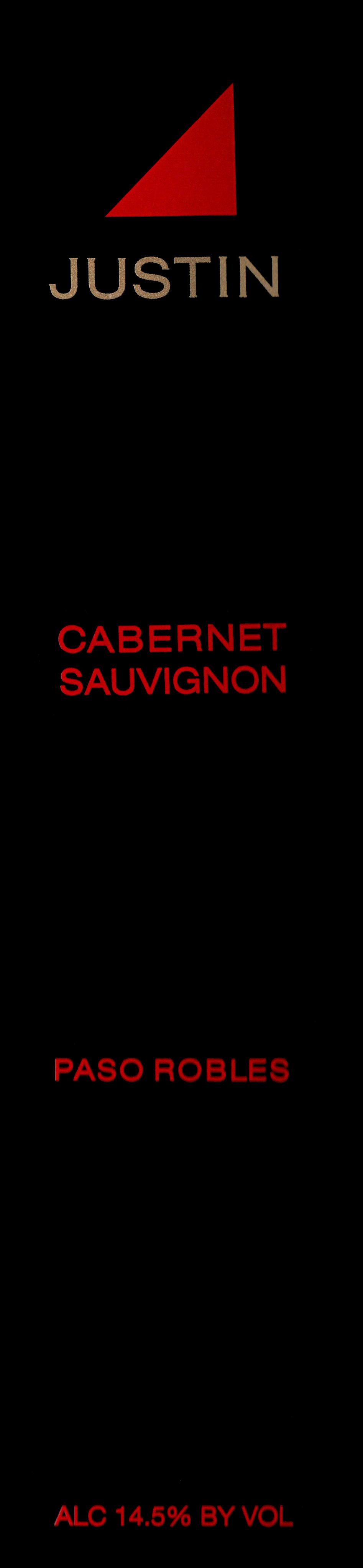 Justin Cabernet Sauvignon 2017