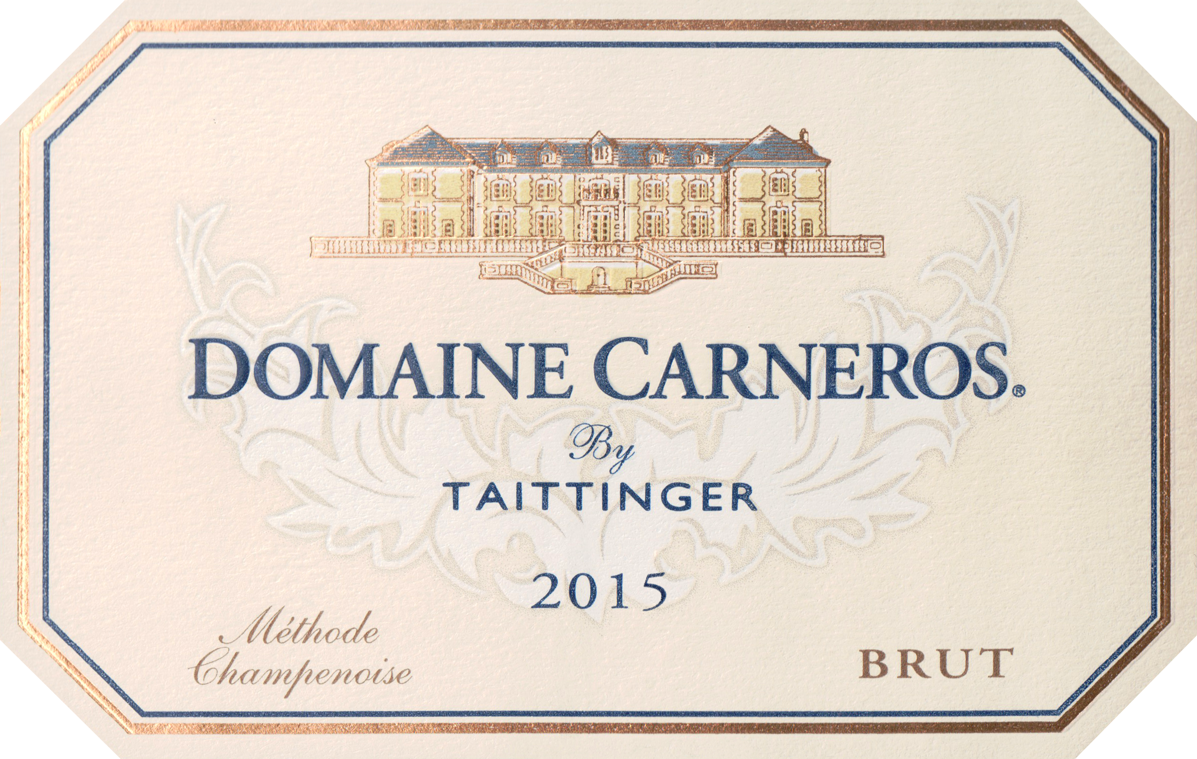 Domaine Carneros Brut By Taittinger 2015