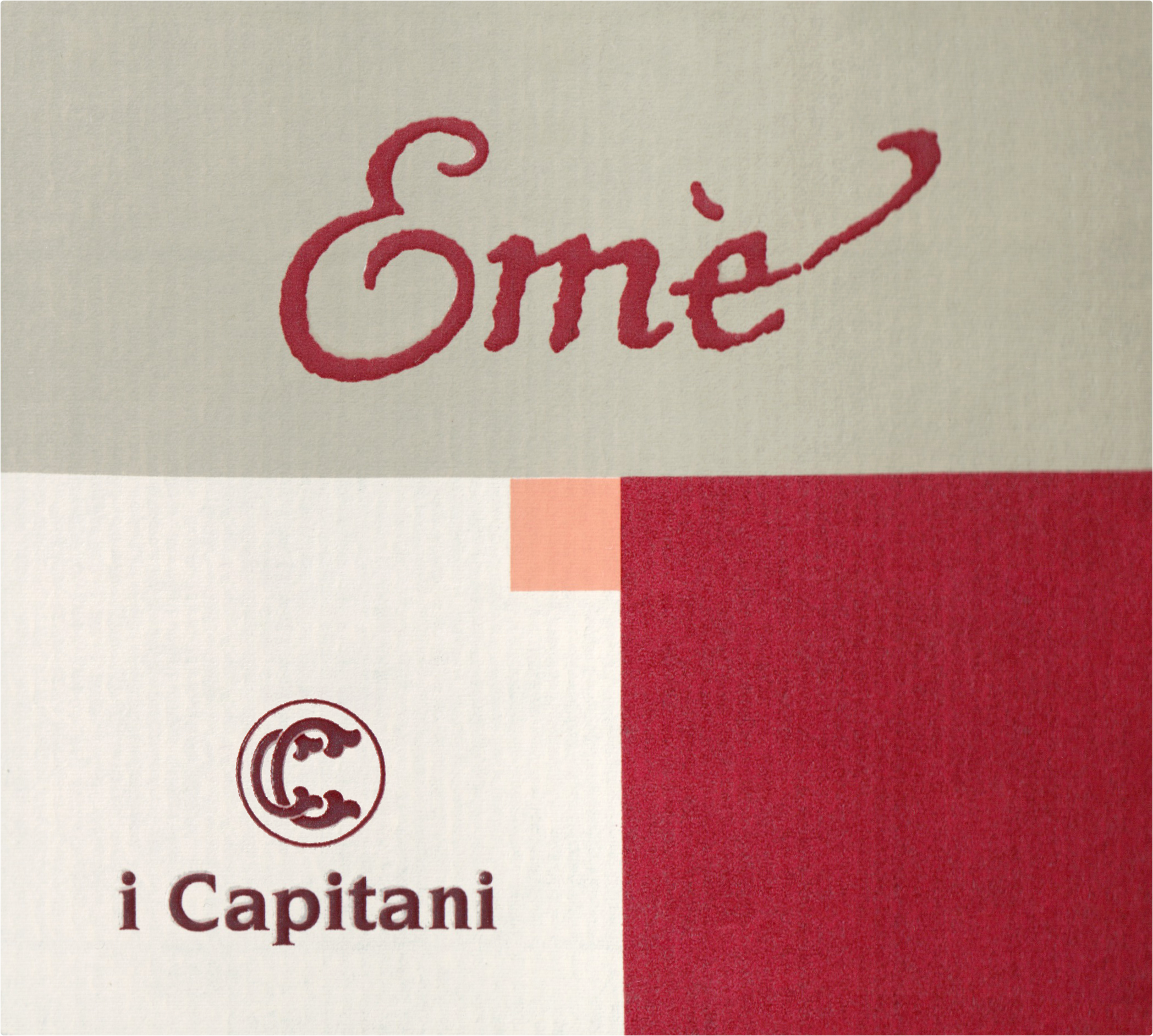 I Capitani Eme 2013
