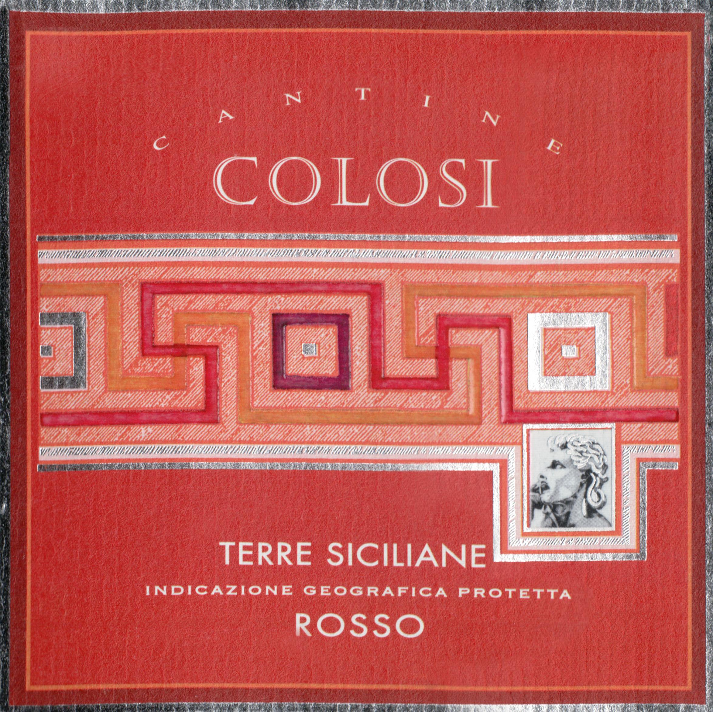 Colosi Rosso 2017