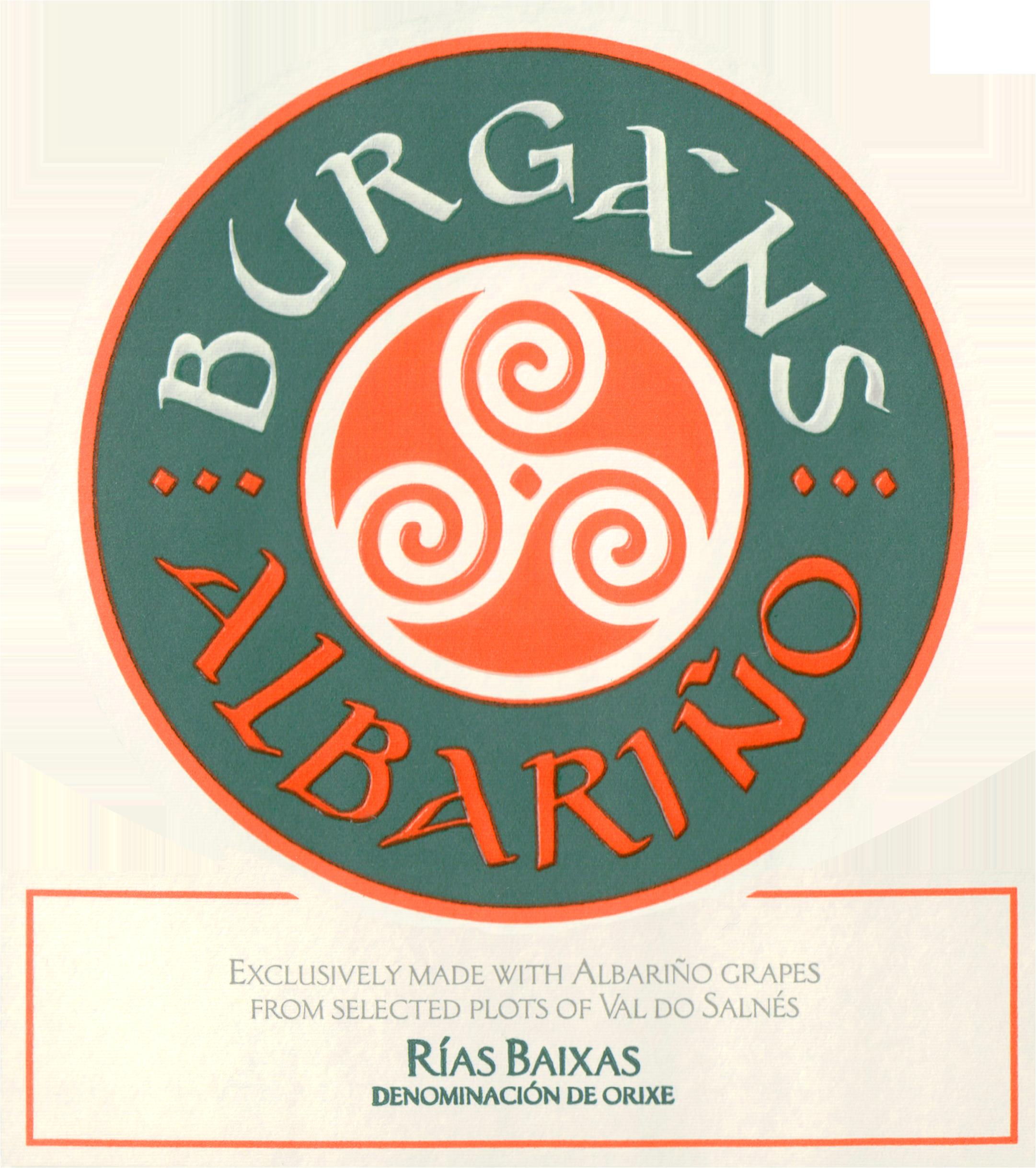 Burgans Albarino 2018