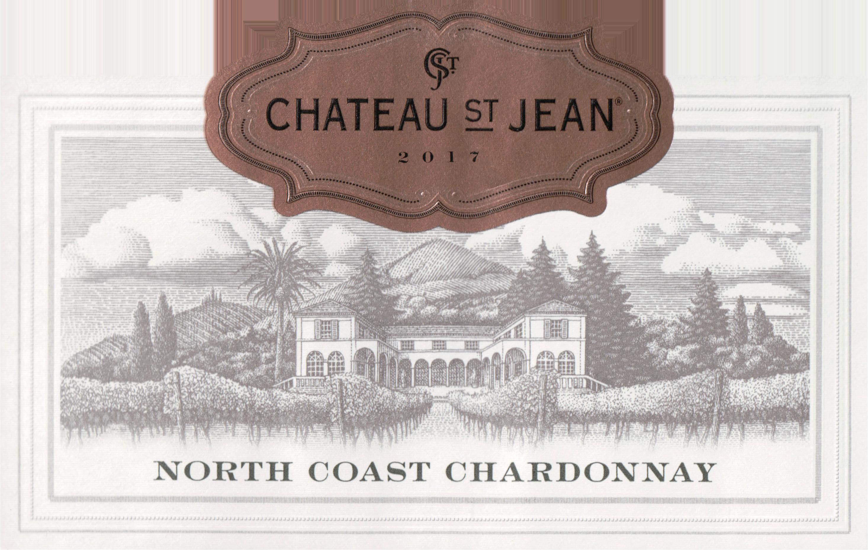 Chateau St Jean North Coast Chardonnay 2017