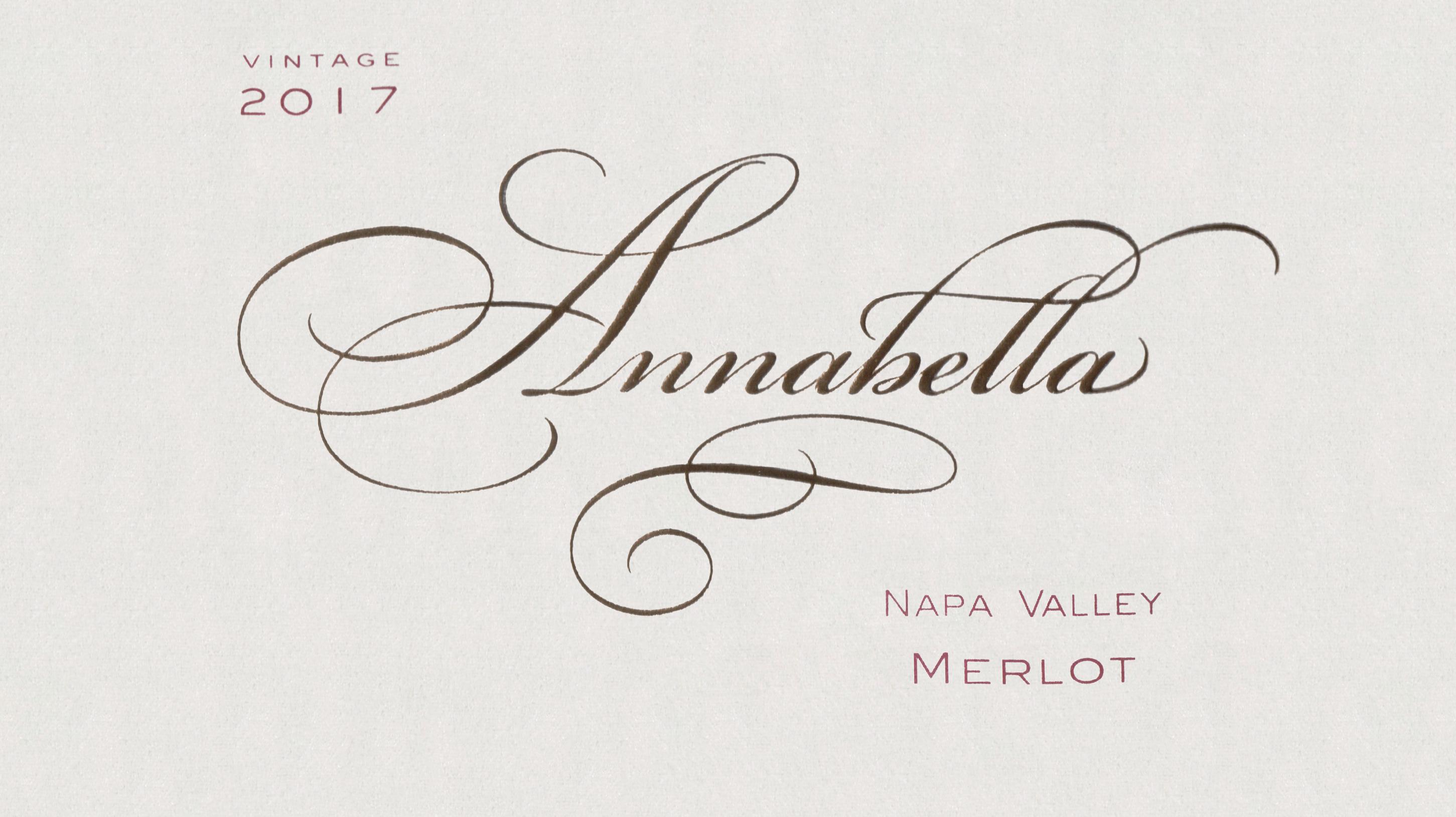 Annabella Merlot 2017