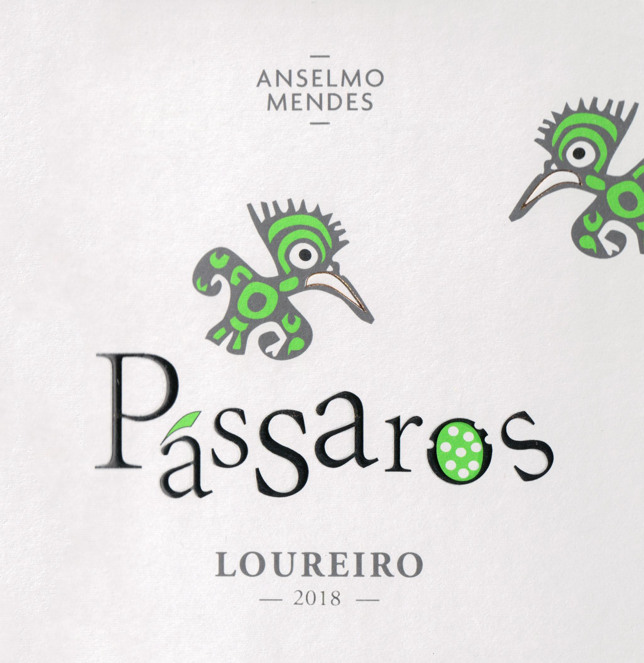 Passaros Loureiro 2018