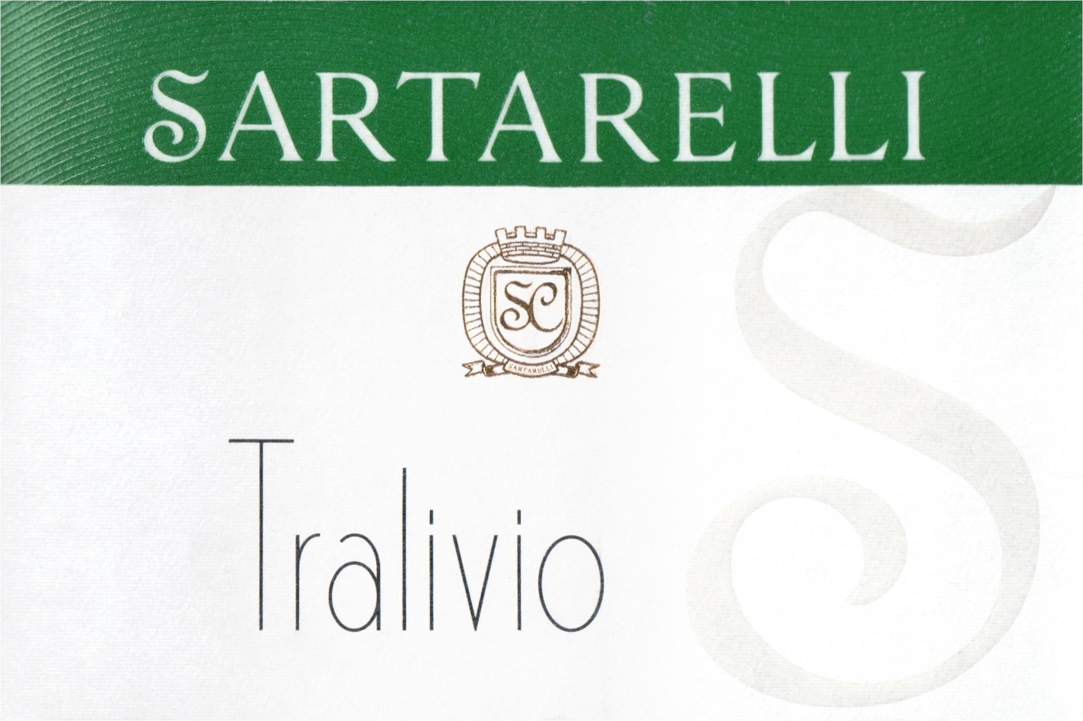 Sartarelli Verdicchio Castelli Di Jesi Classico Tralivio 2017