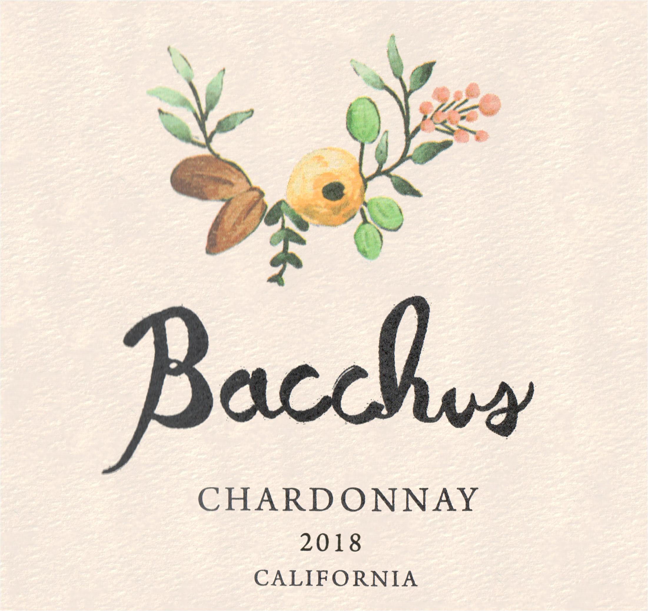 Bacchus Chardonnay 2018