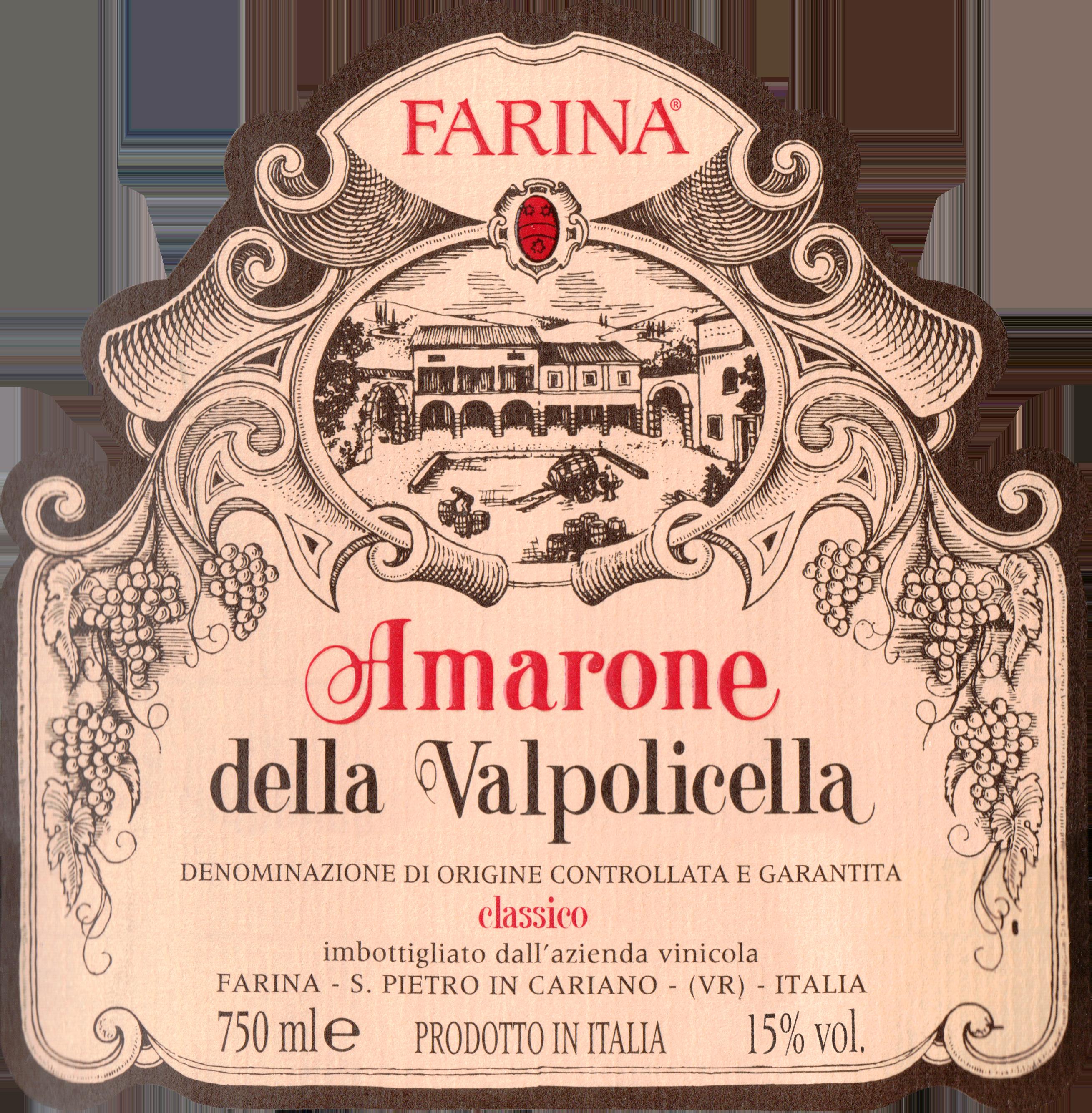 Farina Amarone 2016