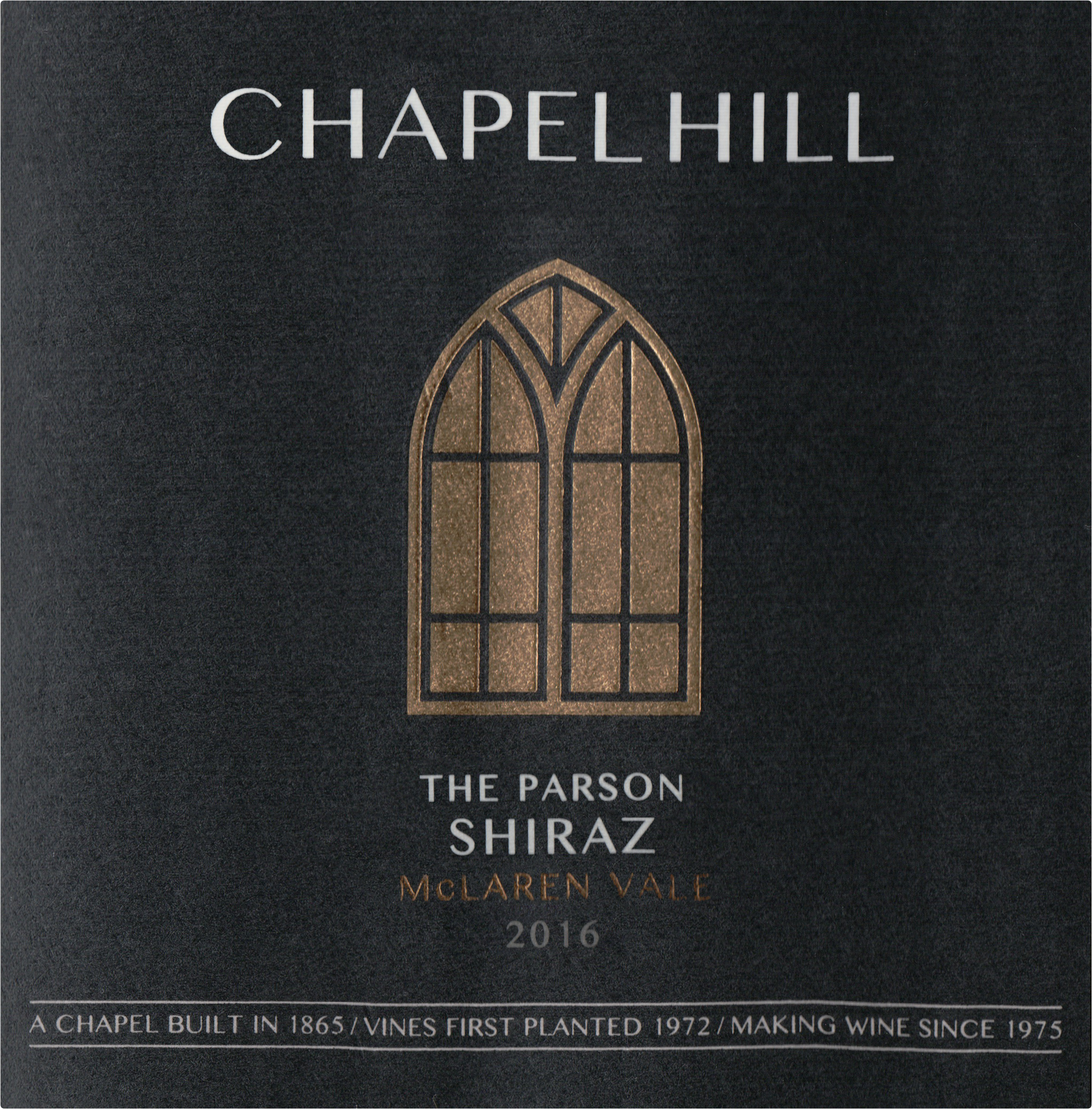 Chapel Hill Parson