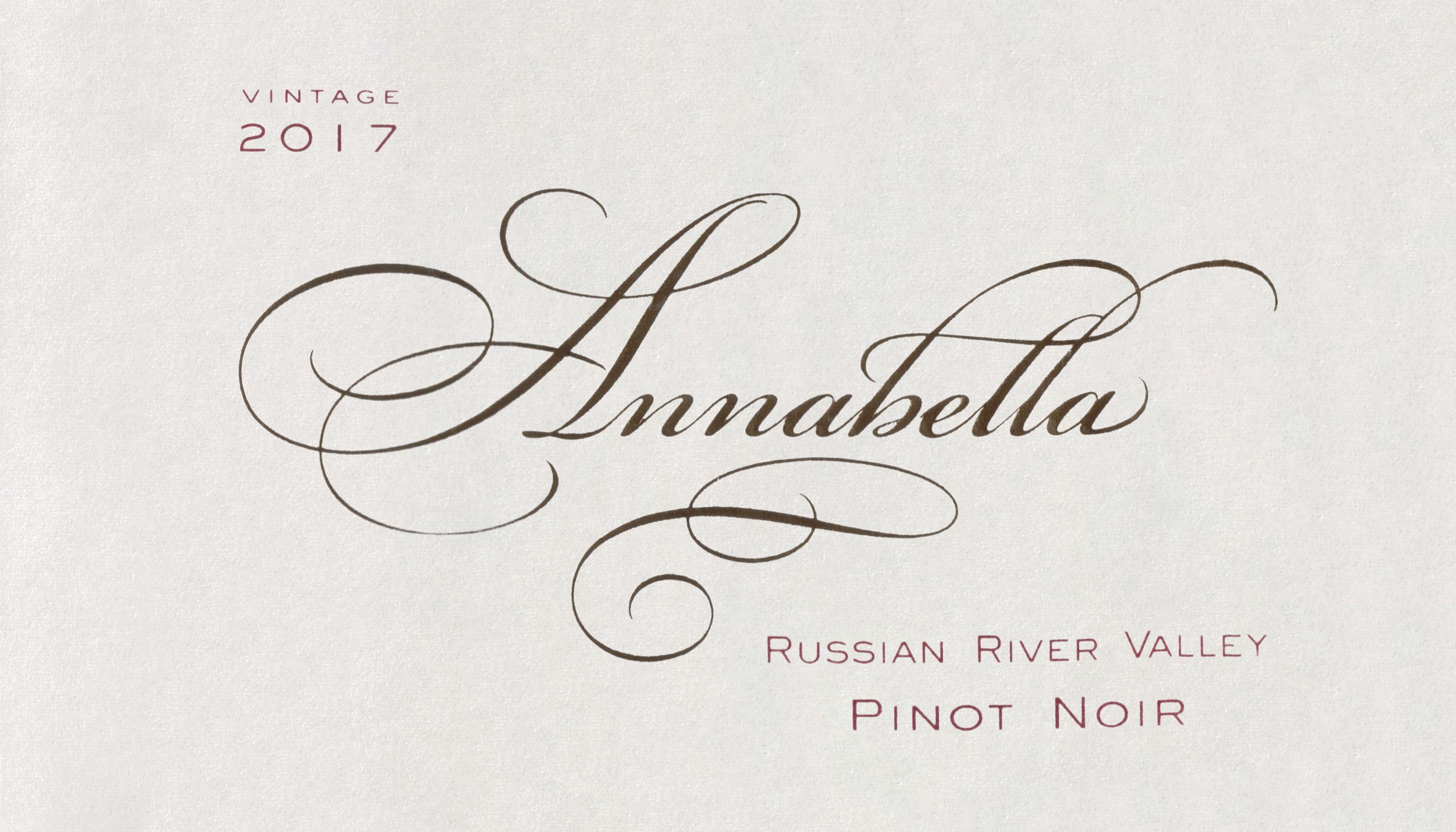 Annabella Pinot Noir 2017