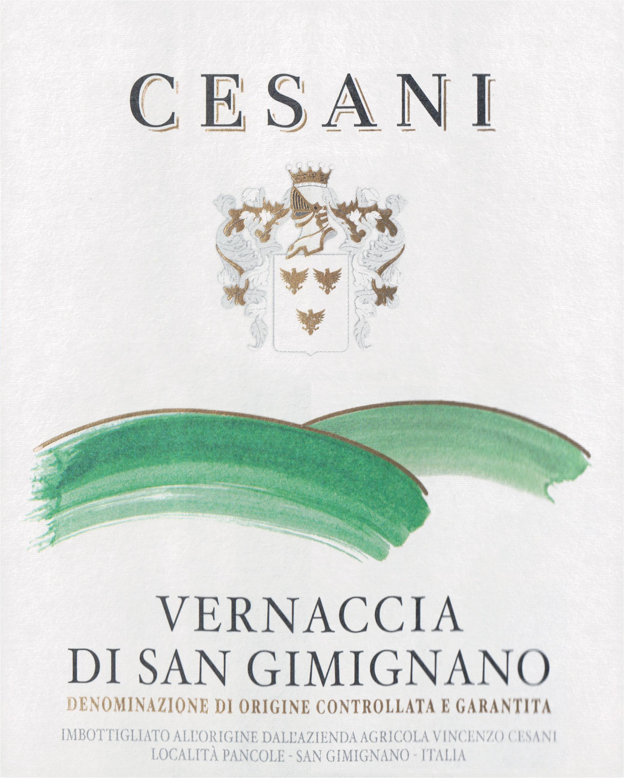 Cesani Vernaccia Di San Gimignano 2018