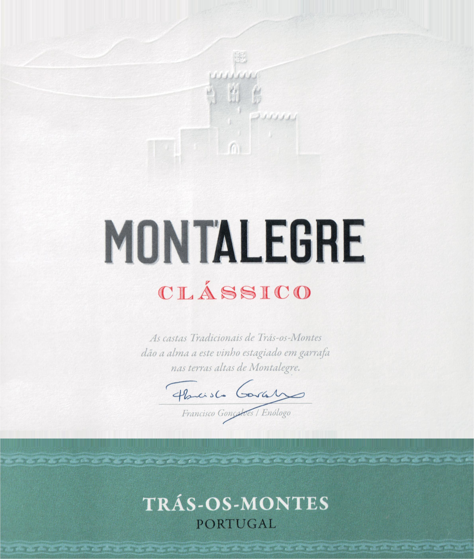 Montalegre Classico Branco 2018