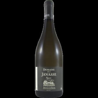 Bottle shot for 2018 Janasse Viognier Principaute D'orange