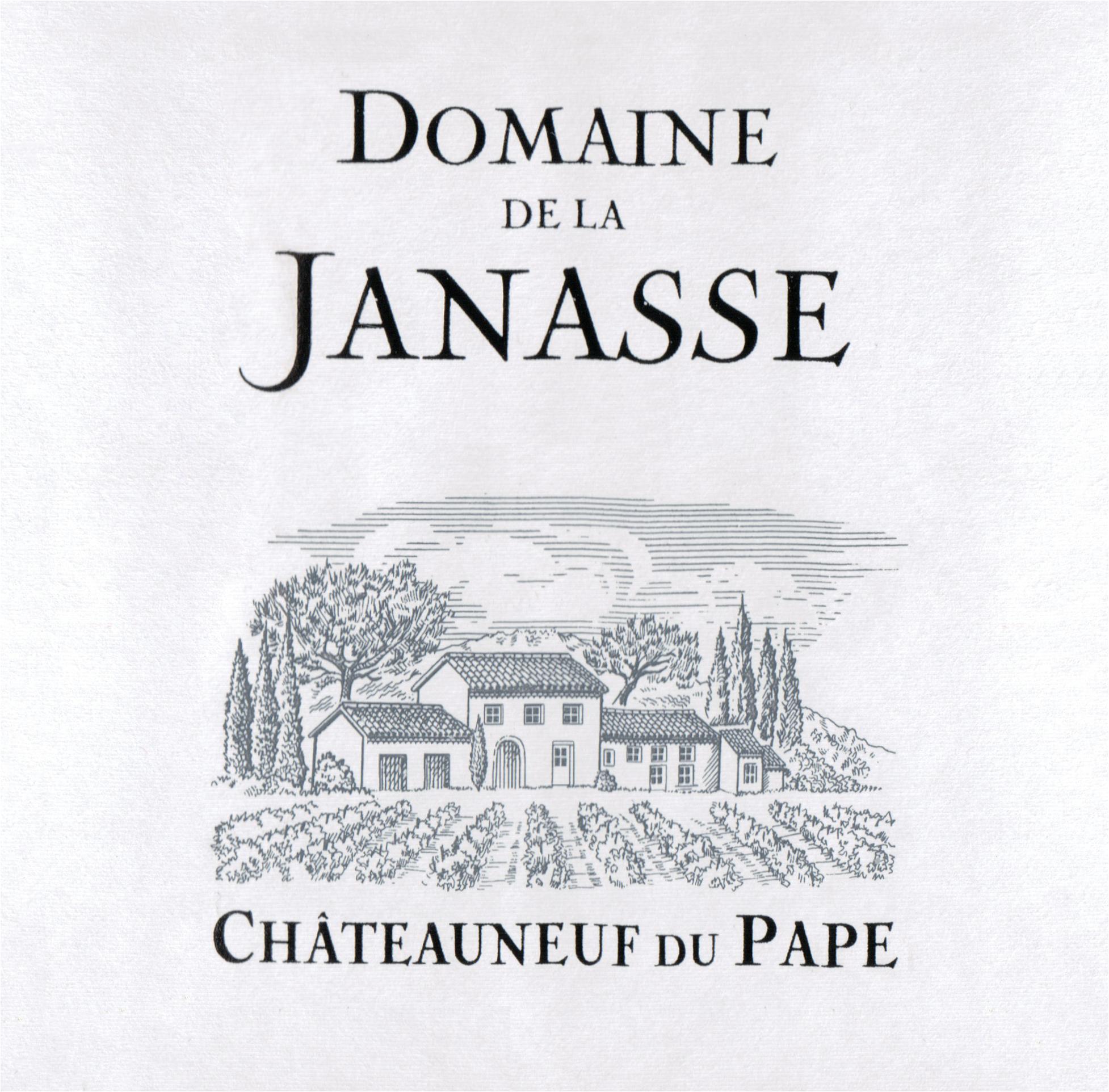 Janasse Tradition Chateauneuf Du Pape 2017