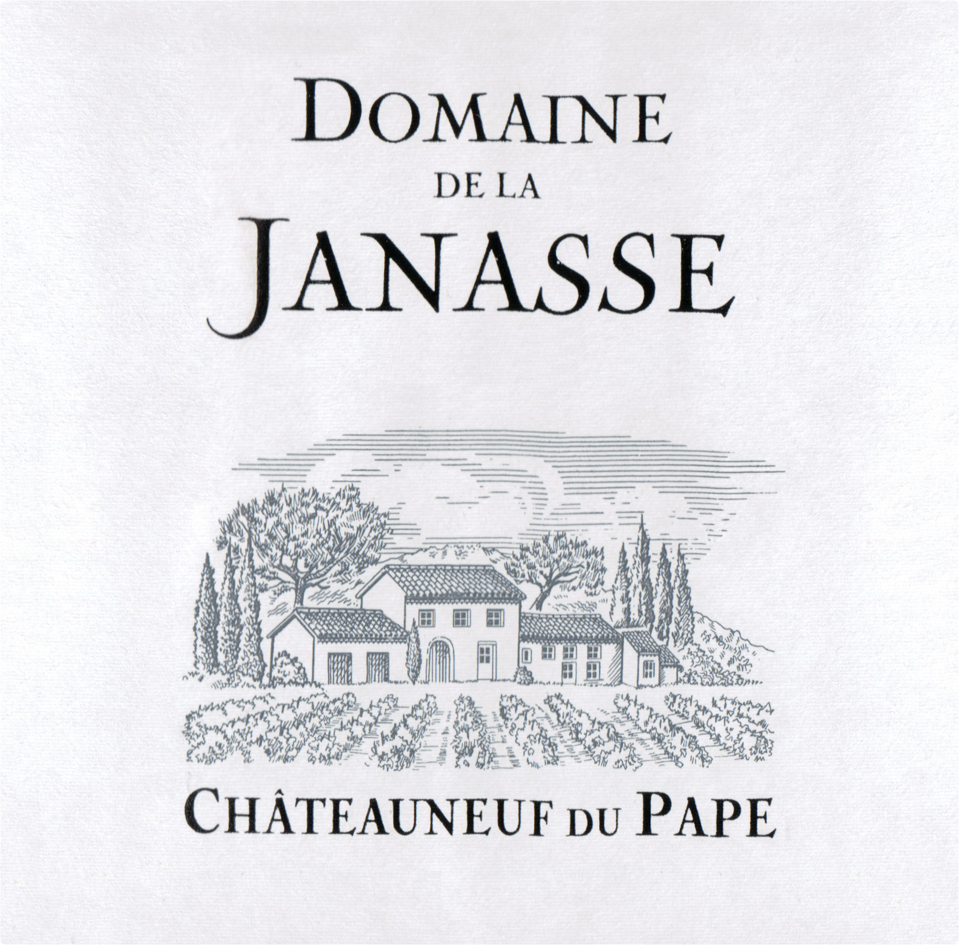 Janasse Tradition Chateauneuf Du Pape Magnum 2017