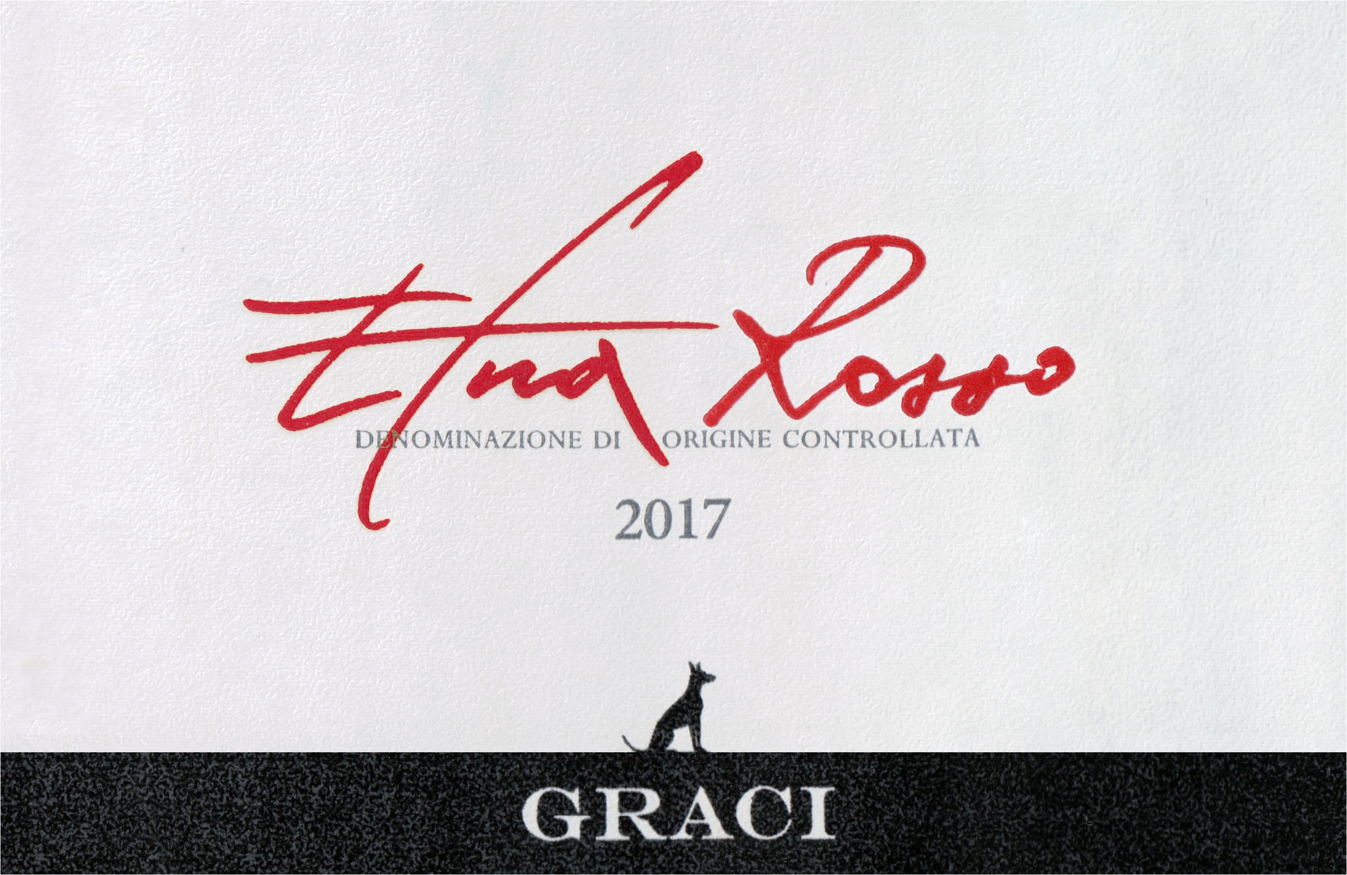 Graci Etna Rosso 2017