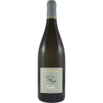 Bottle shot for 2018 Pinon Vouvray Tuffo
