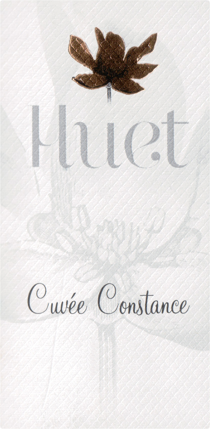 Huet Vouvray Cuvee Constance 2016