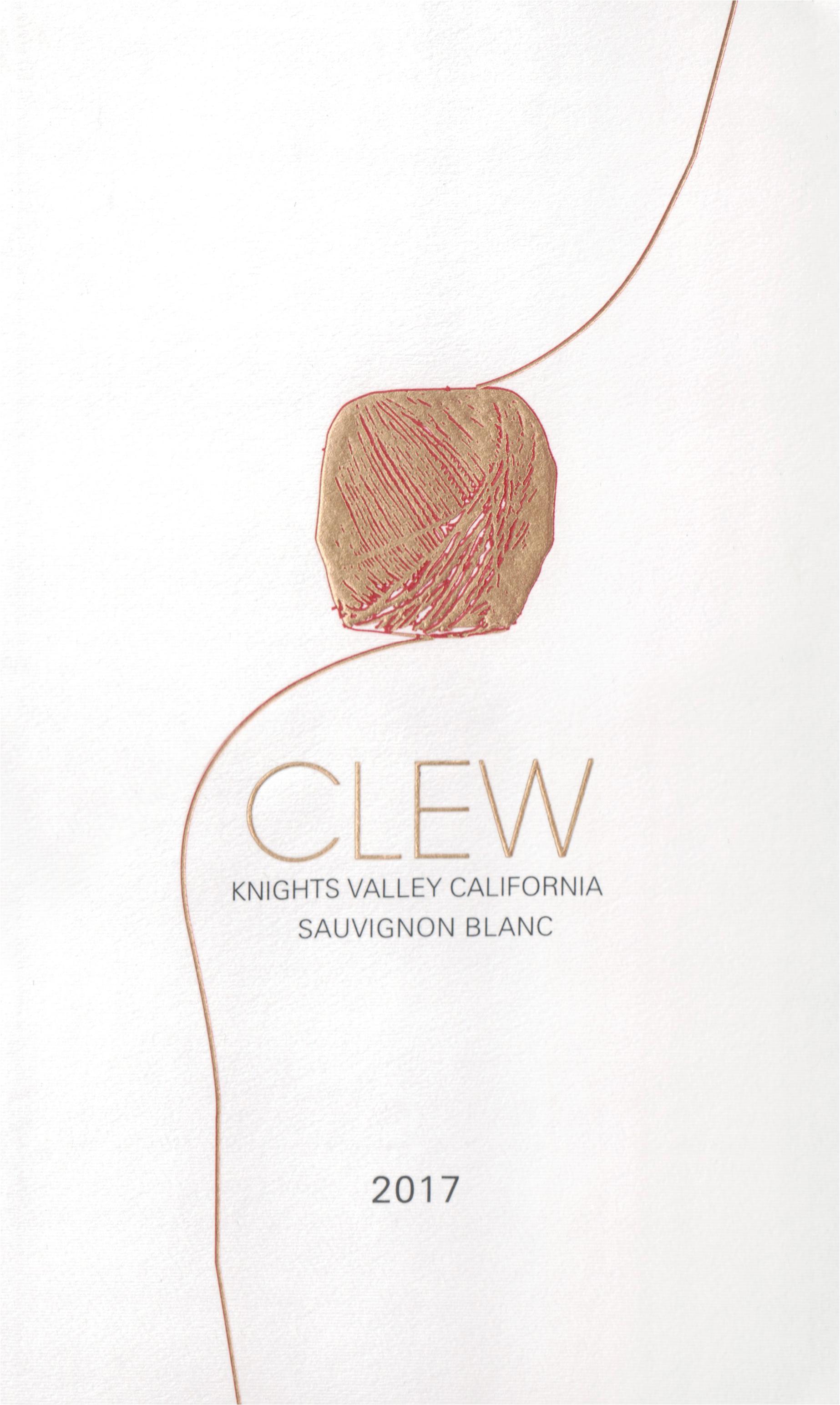 Maze Sauvignon Blanc Clew Napa Valley 2017