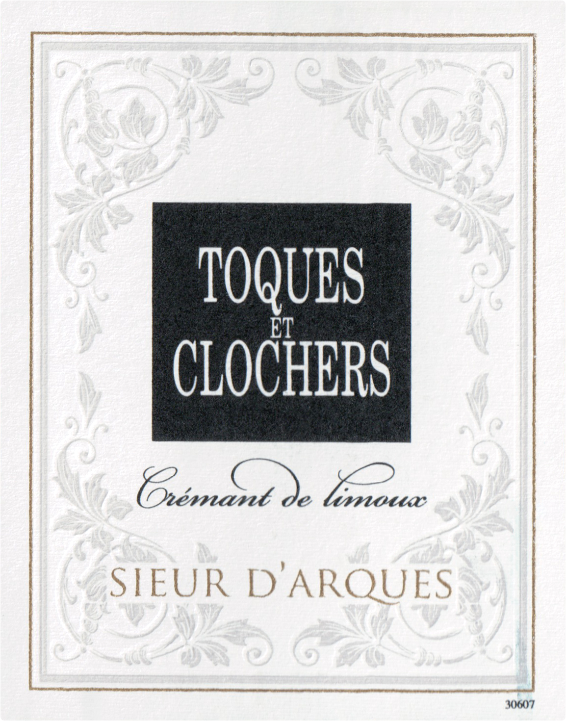 Toques Et Clochers Haute Vallee Cremant De Limoux