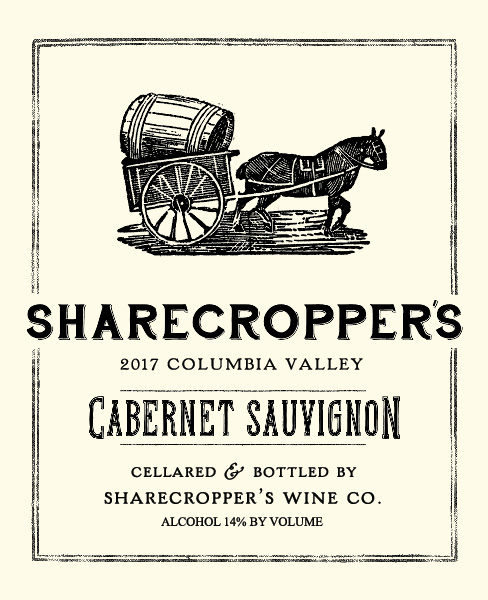 Owen Roe Sharecropper Cabernet Sauvignon 2017