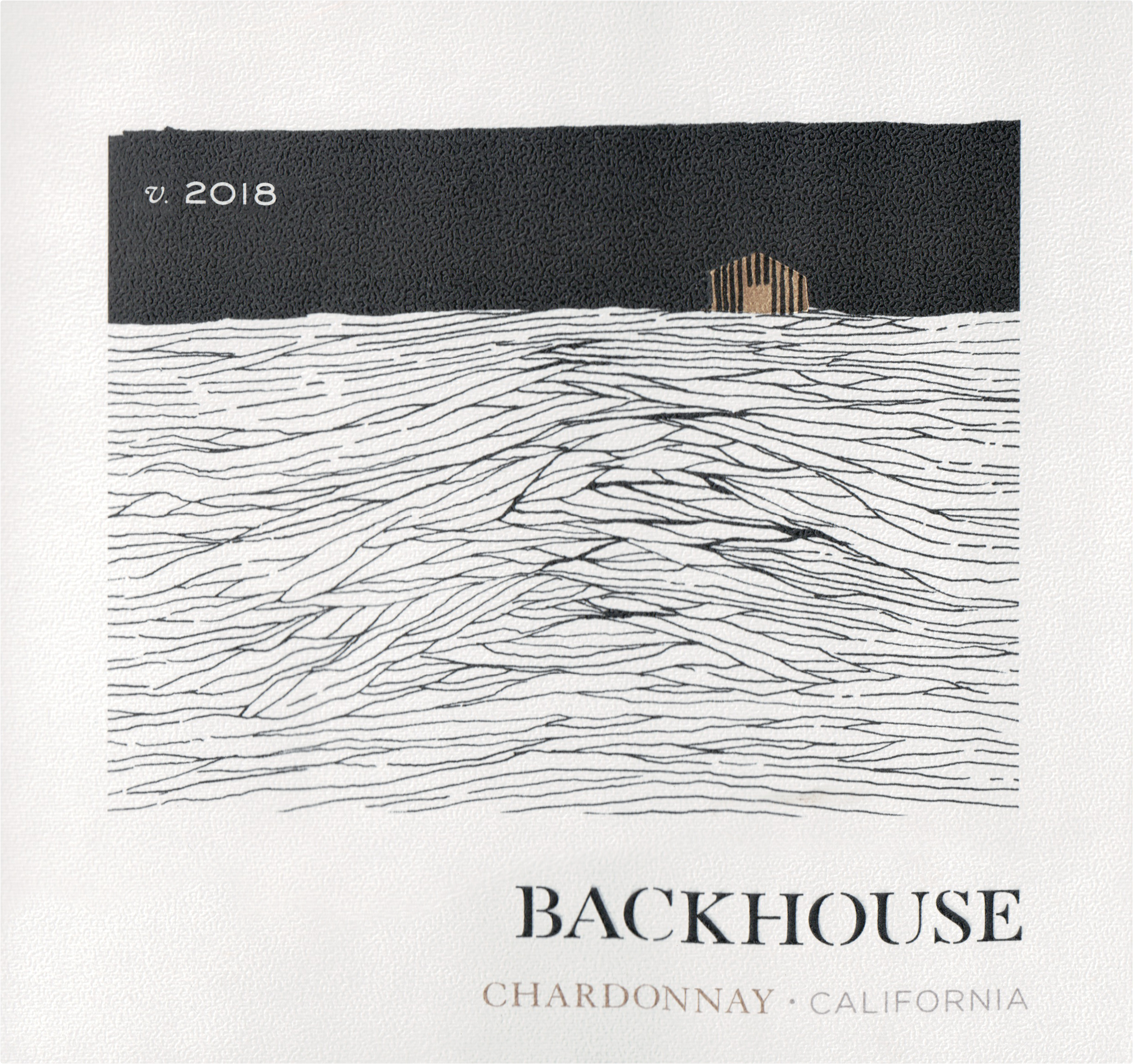 Backhouse Chardonnay 2018