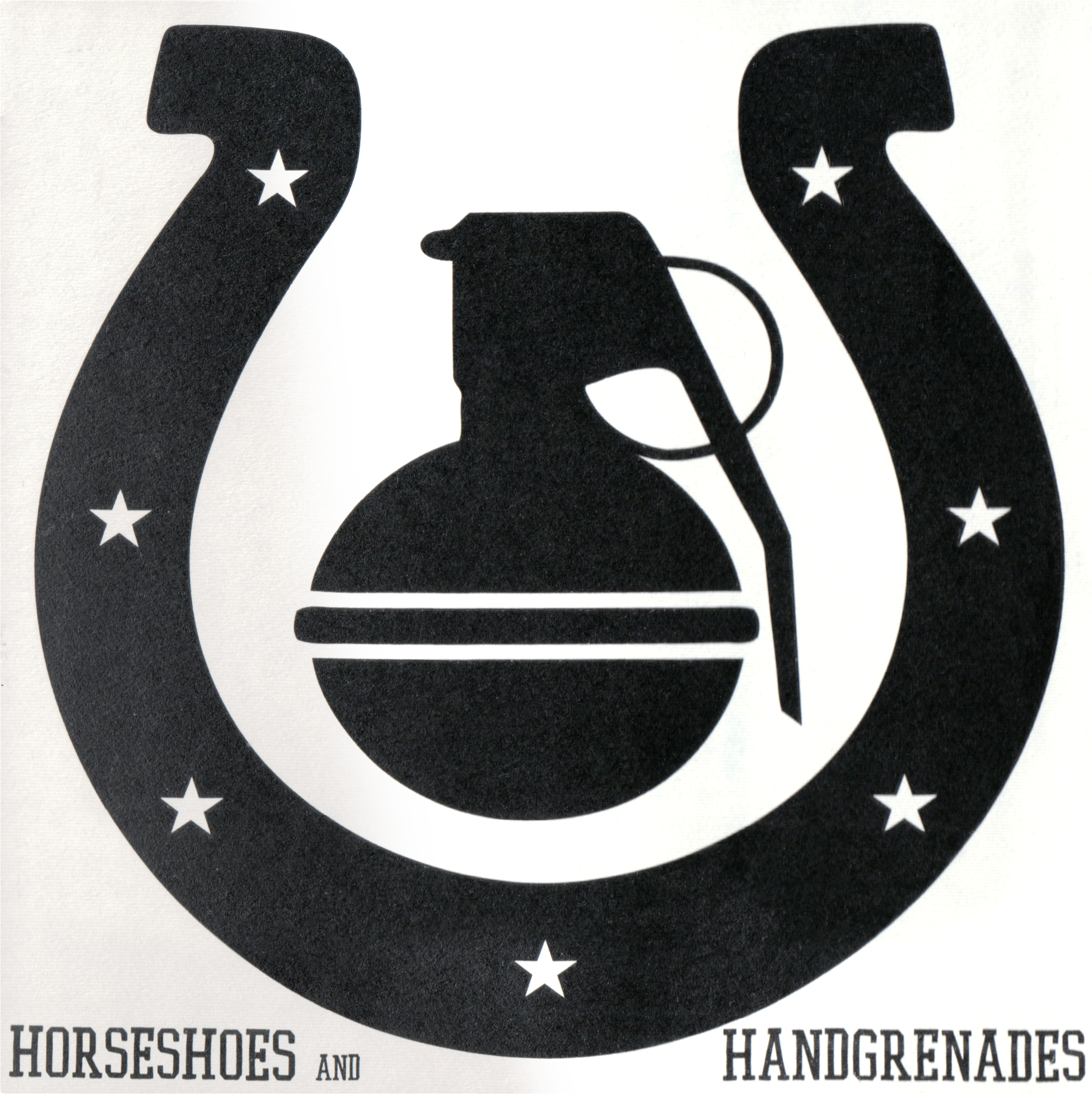 Maison Noir Horseshoes And Handgrenades