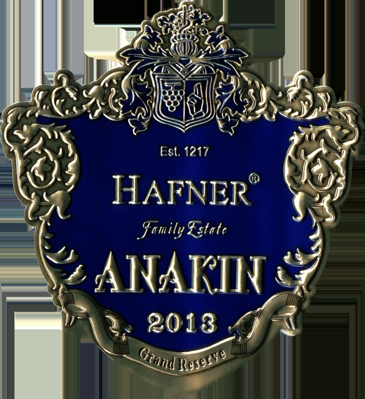 Hafner Anakin Red 2013