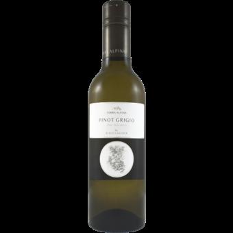 Bottle shot for 2018 Alois Lageder Pinot Grigio